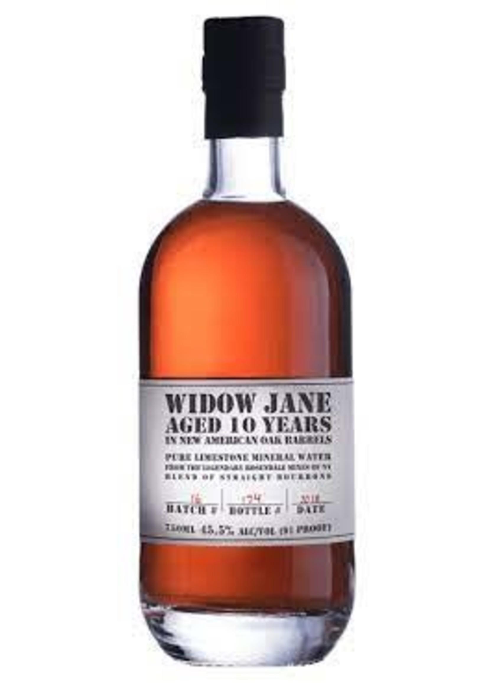 Widow Jane Bourbon 10yr Old 91PF 750ml