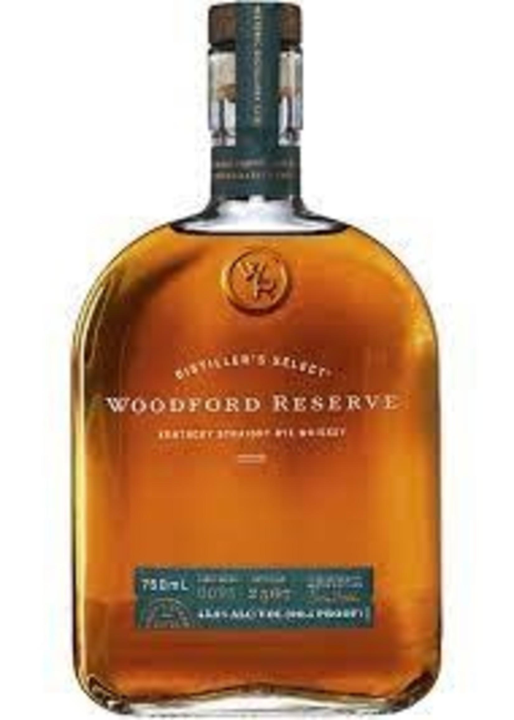 Woodford Reserve Rye Whiskey 750ml
