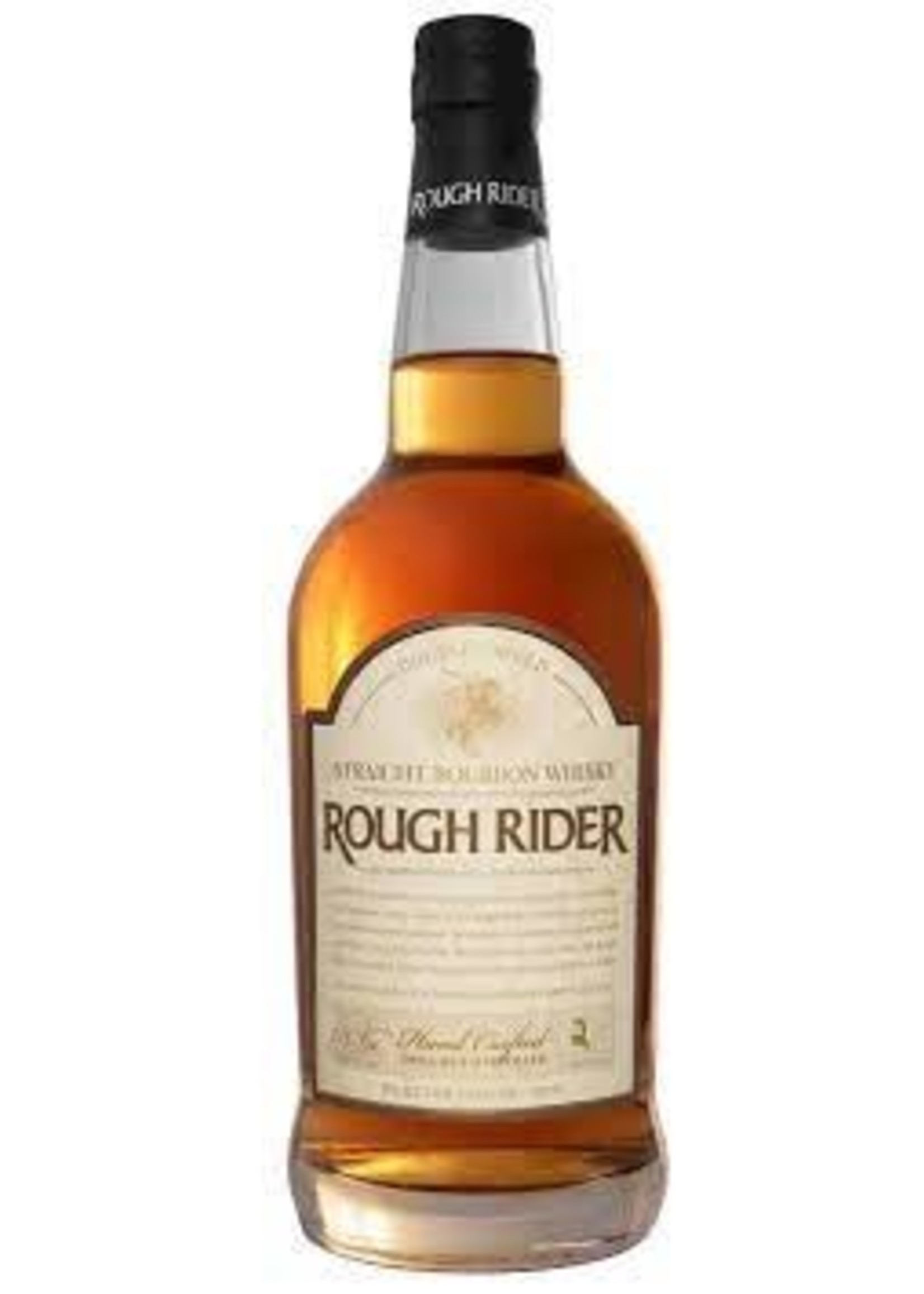 Rough Rider Double Casked Bourbon Whisky 750ml