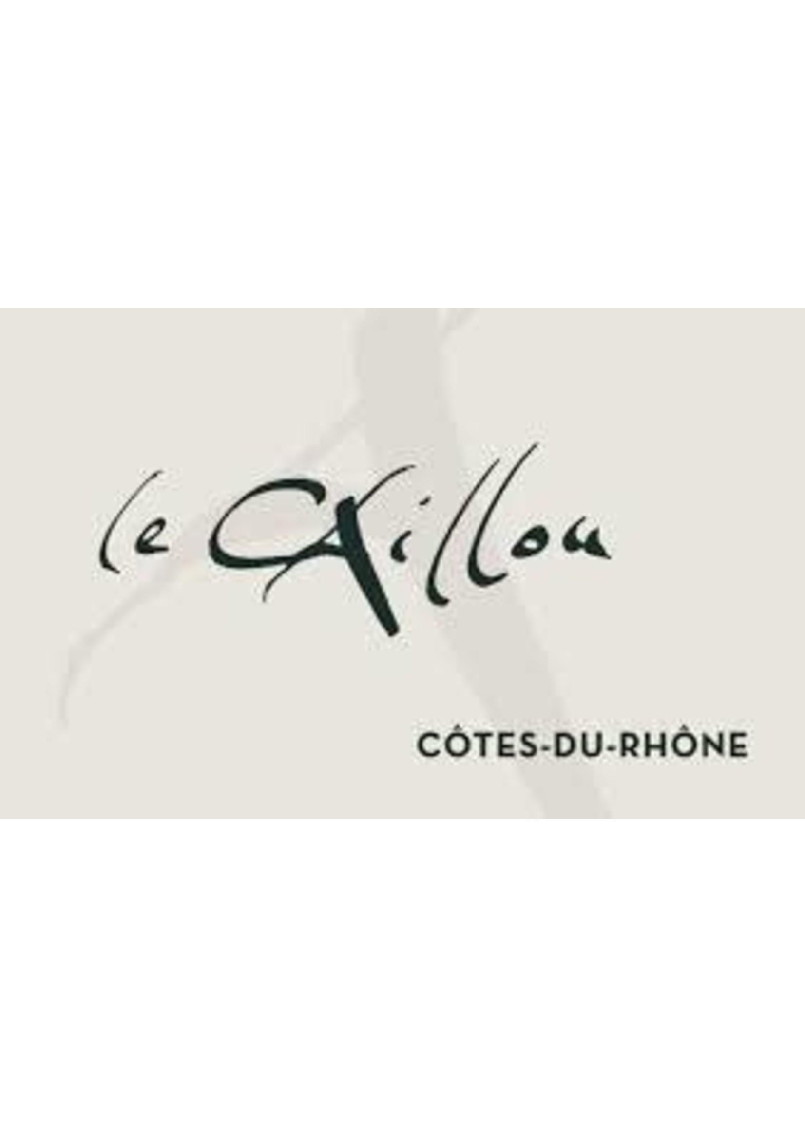 Clos du Caillou 2018 Cotes du Rhone Le Caillou Rouge 750ml