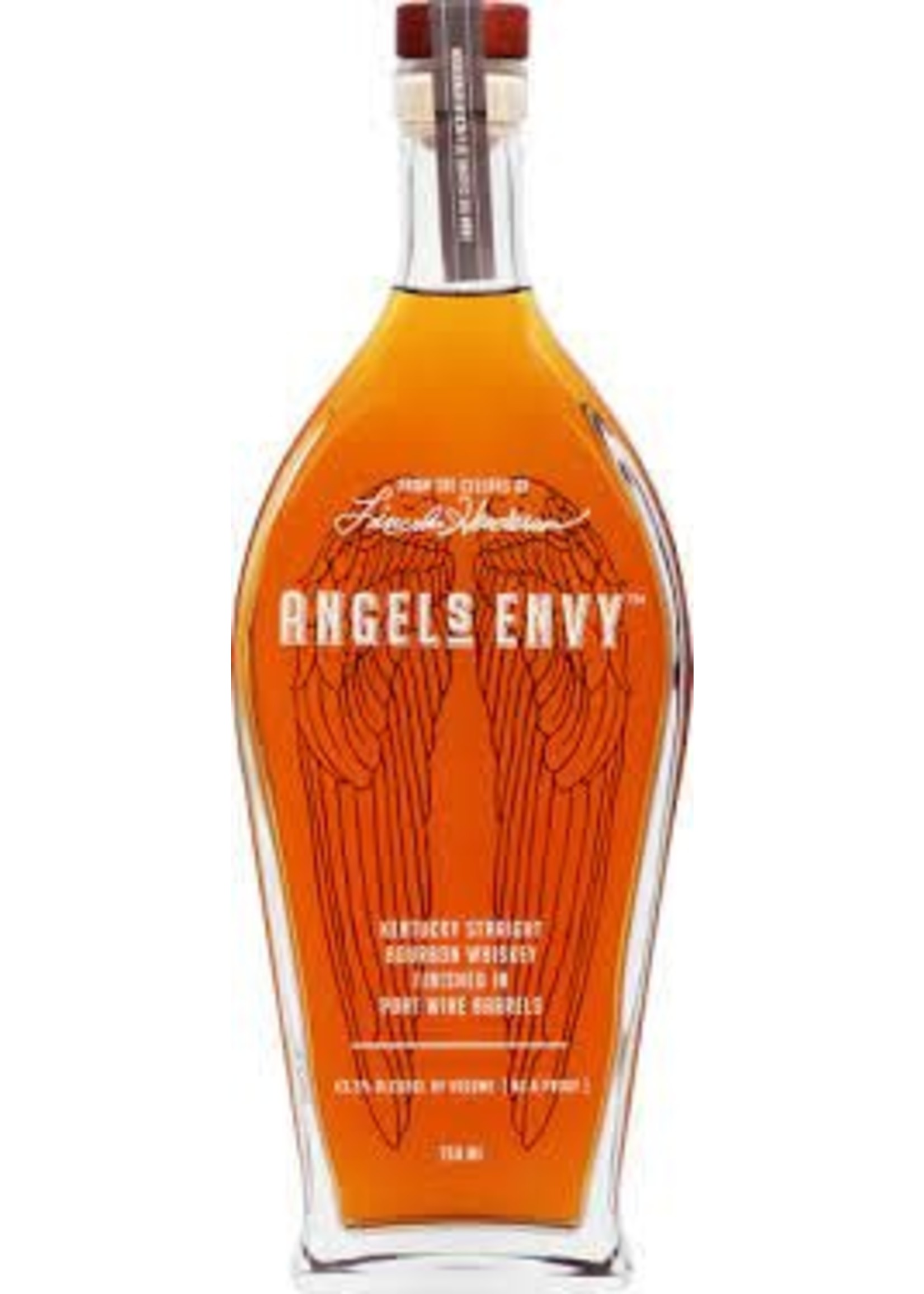 Angel's Envy Bourbon Finished in Port Wine Barrels 750ml