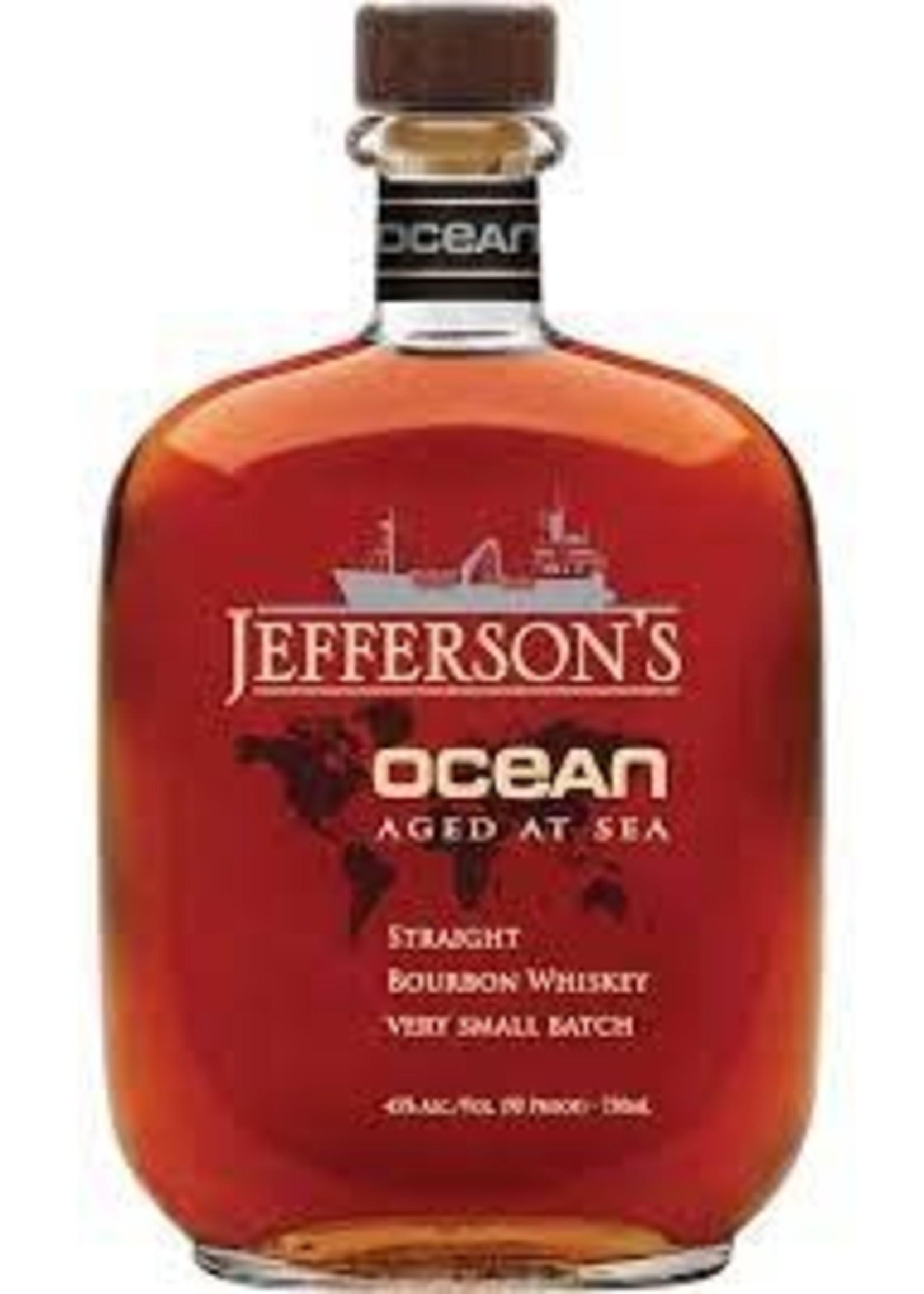 Jefferson's Ocean Aged at Sea Bourbon 750ml