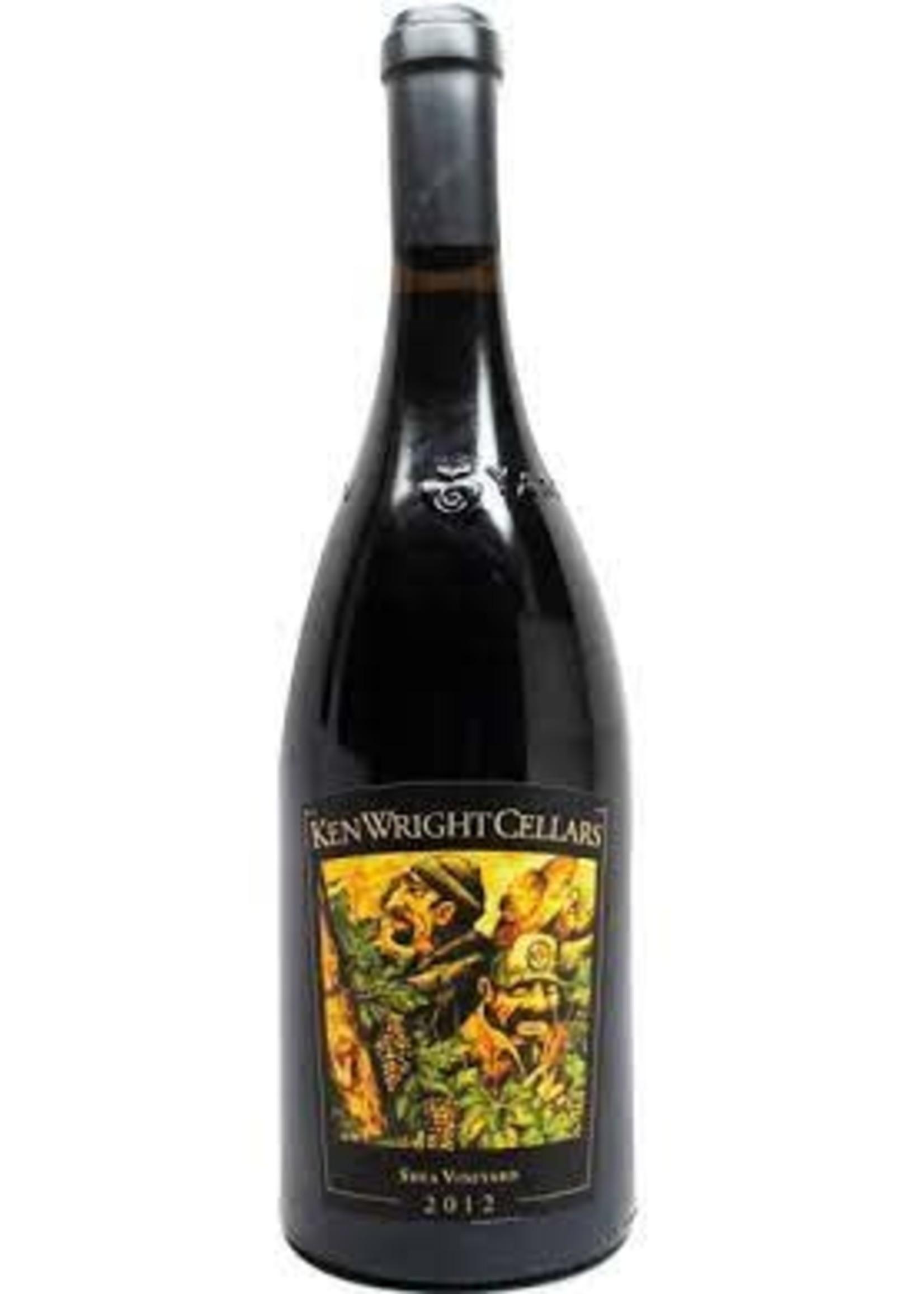 Ken Wright 2018 Pinot Noir Shea Vineyard 750ml