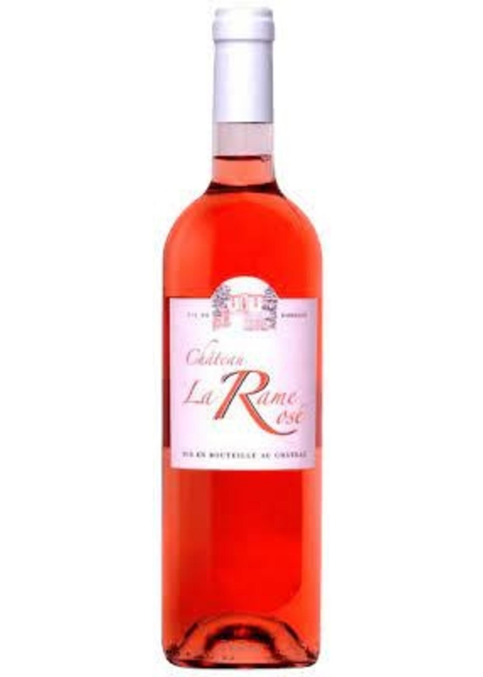 Chateau La Rame 2020 Bordeaux Rose 750ml