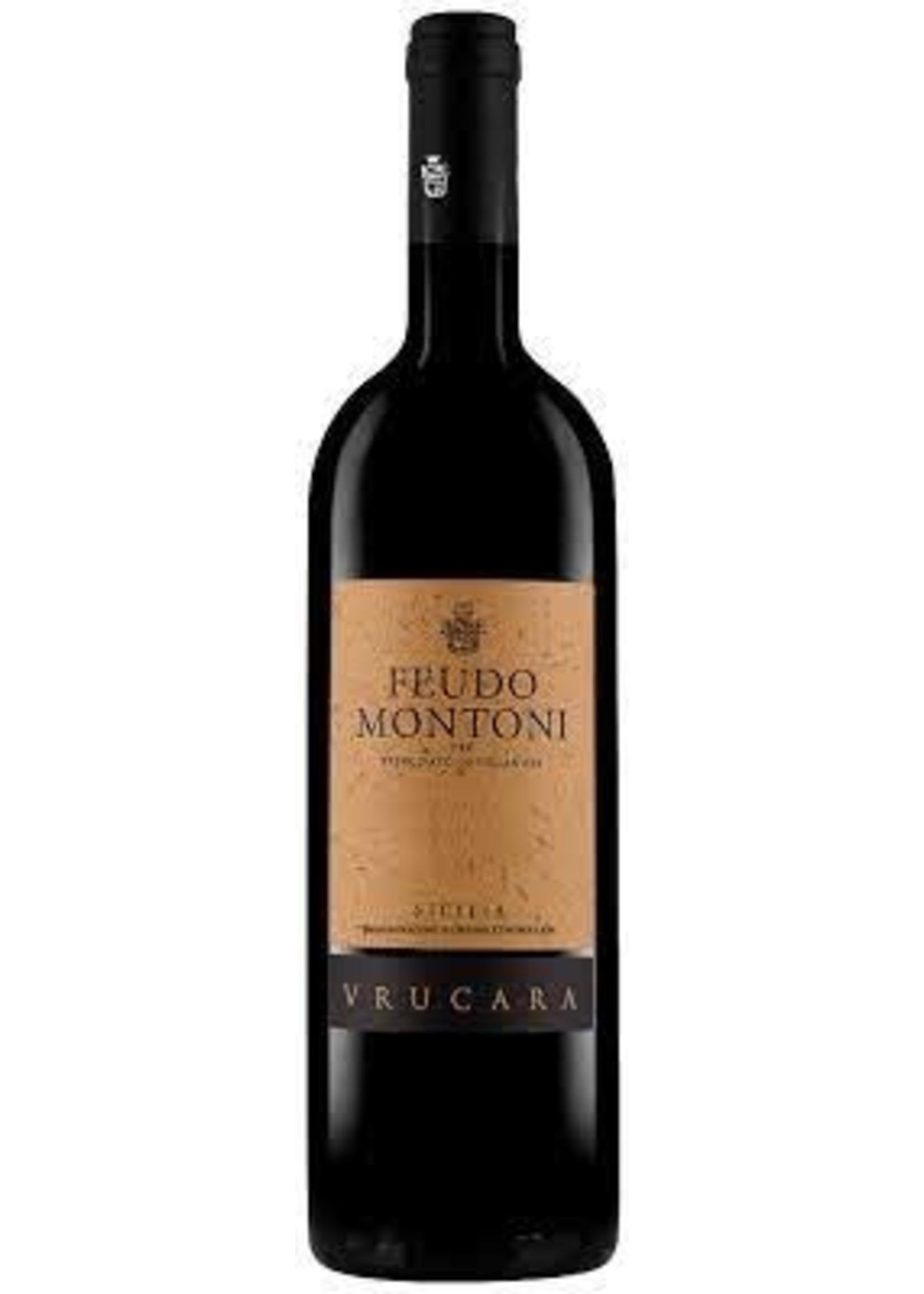 Feudo Montoni 2015 'Vrucara' Nero d'Avola 750ml