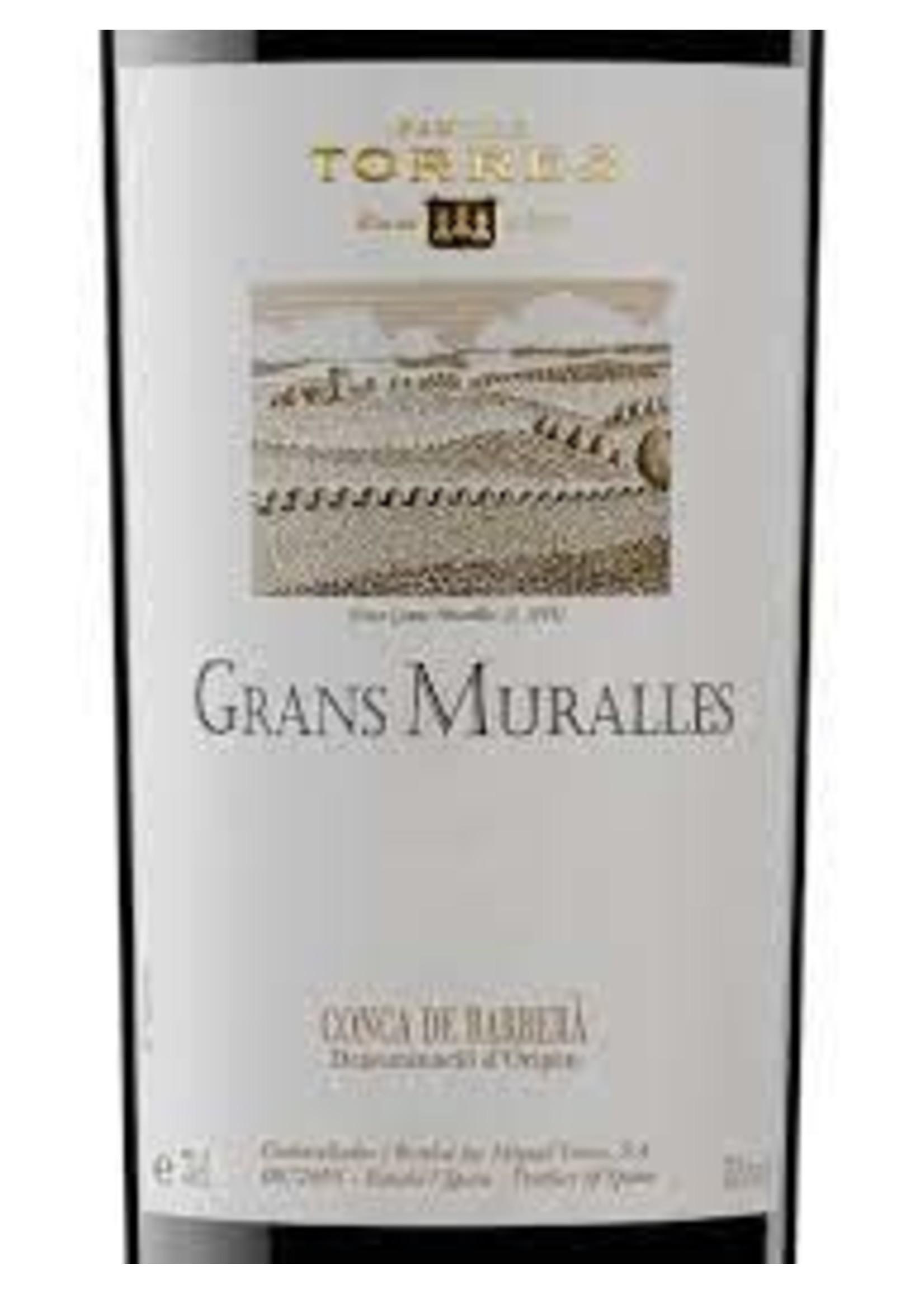 Torres 2016 Gran Muralles Red Conca de Barbera 750ml