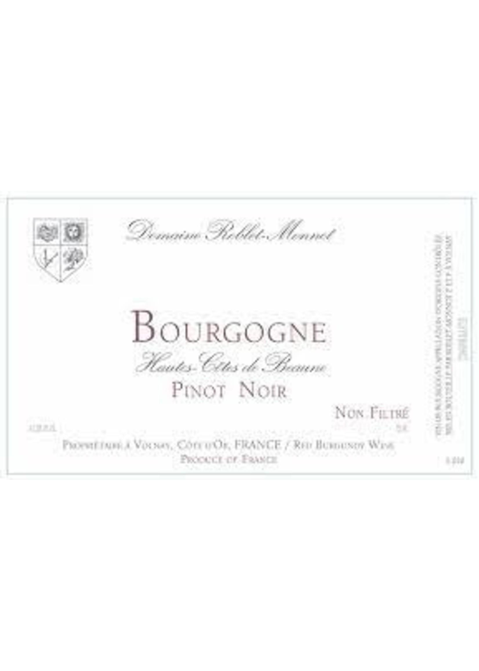 Roblet Monnot 2017  Hautes Cotes de Beaune Rouge 750ml