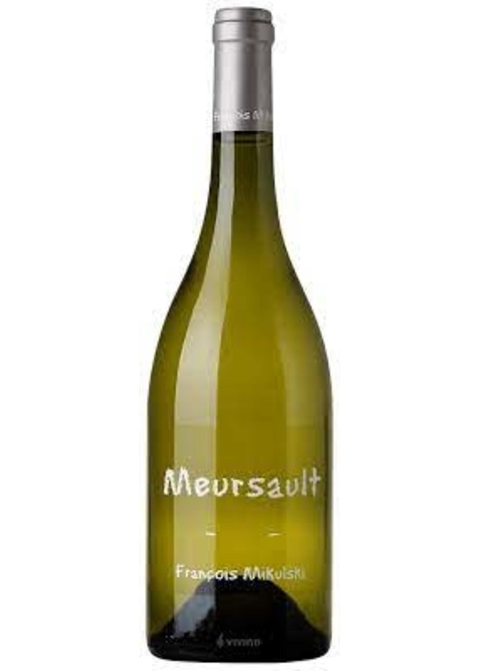 Francois Mikulski 2019 Meursault 750ml