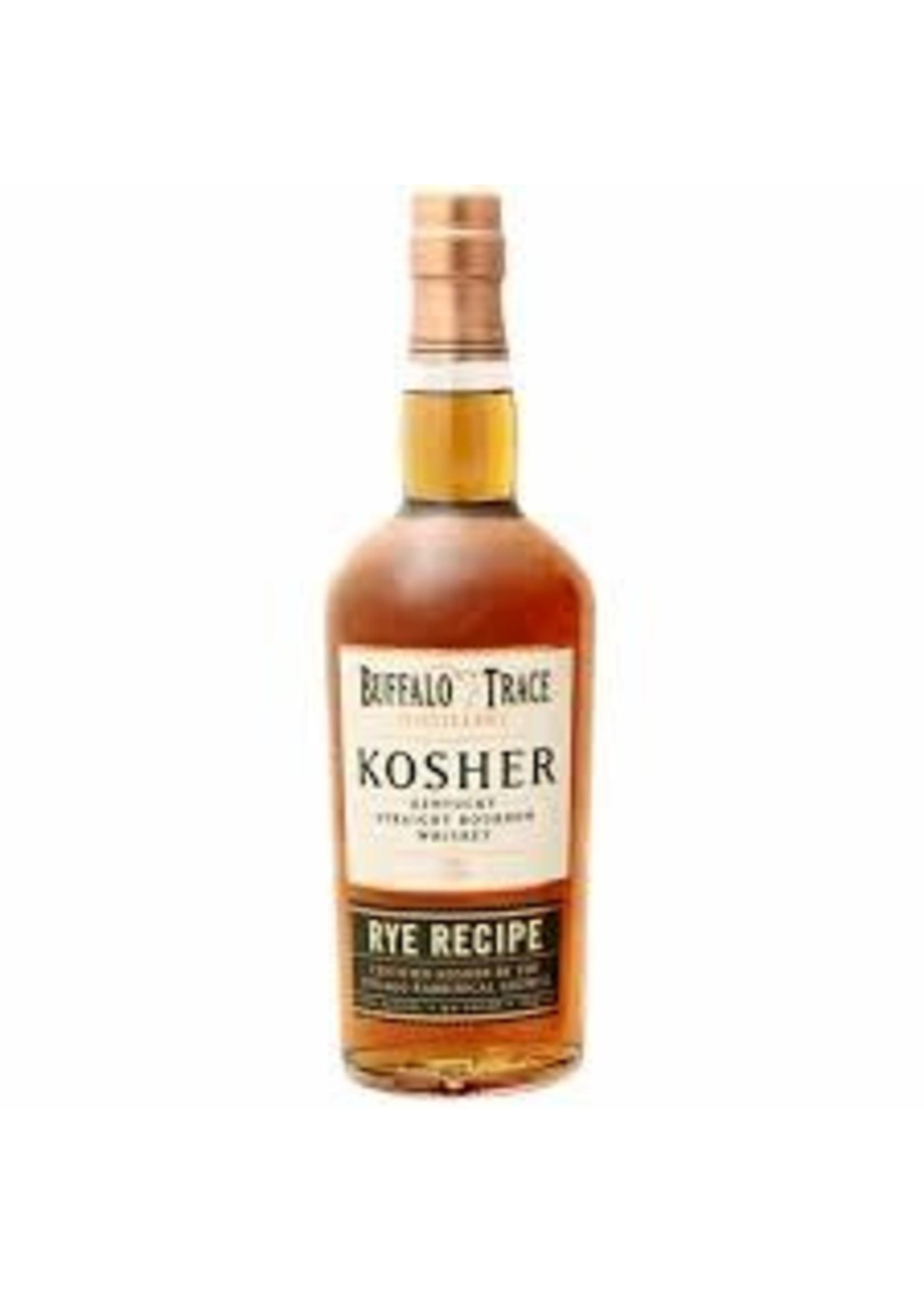 Buffalo Trace Bourbon Kosher Rye Recipe 750ml
