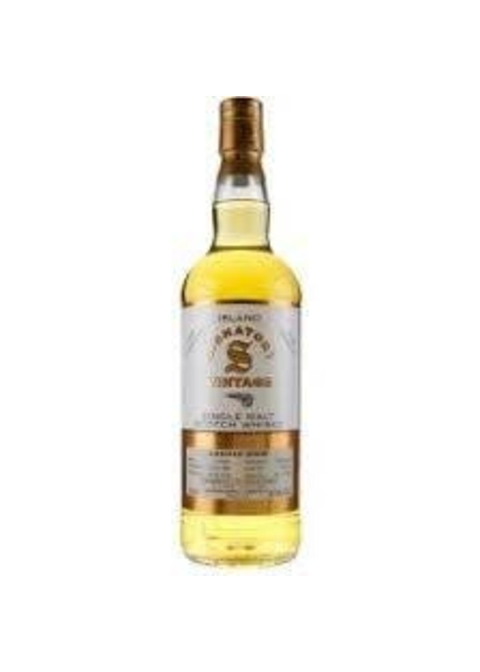 Signatory 2008 Ledaig 10 Yr Scotch 120.2 PF 750ml