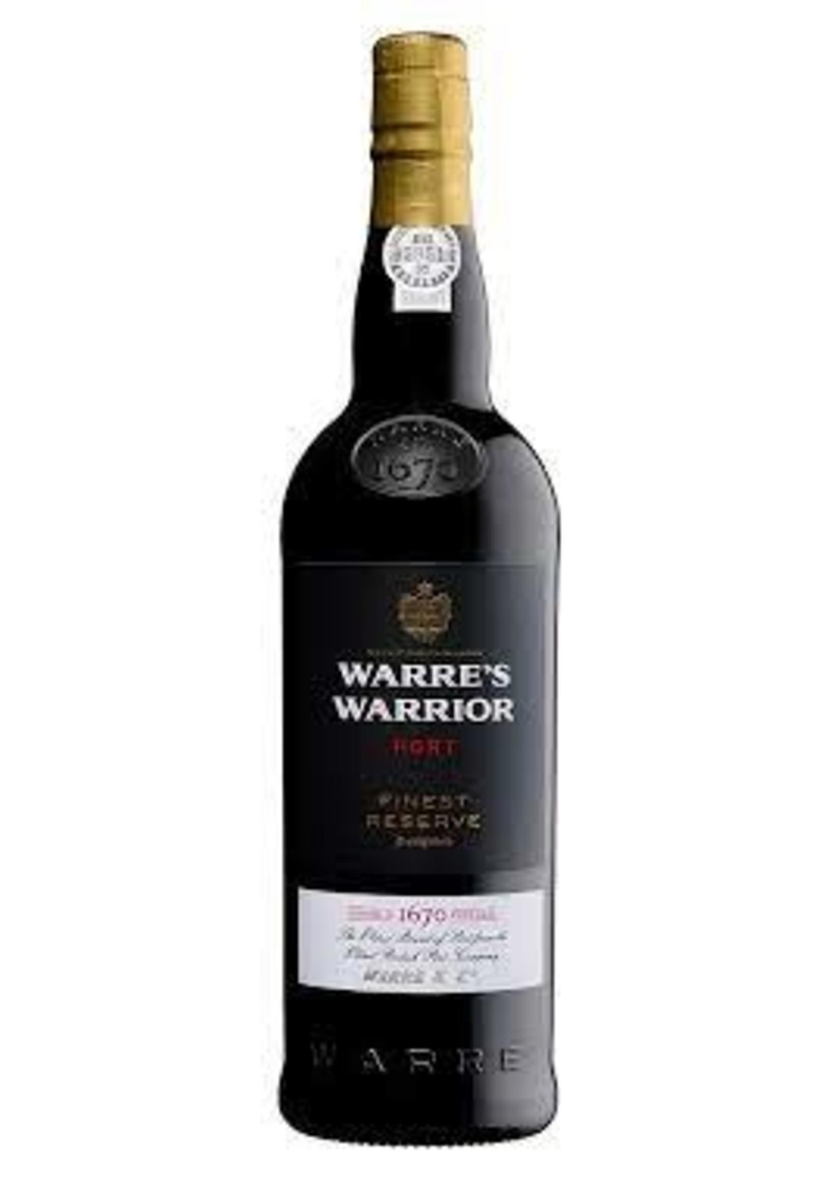 Warres Warrior Porto Finest Reserve 750ml
