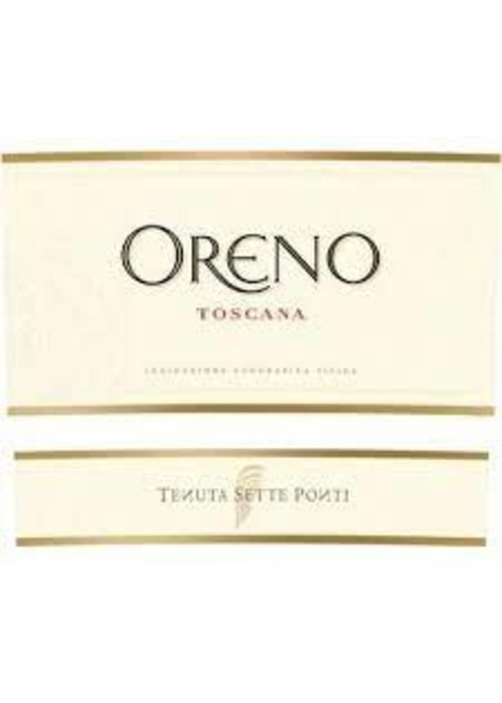 Sette Ponti 2019 Oreno 750ml