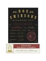 Doc Swinson's Blender's Cut Straight Bourbon 750ml