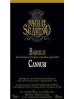 Paolo Scavino 2017 Barolo Cannubi 750ml