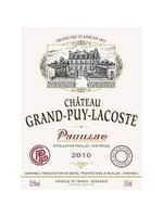 Chateau Grand-Puy-Lacoste 2010 Pauillac 750ml [PRE-ARRIVAL]