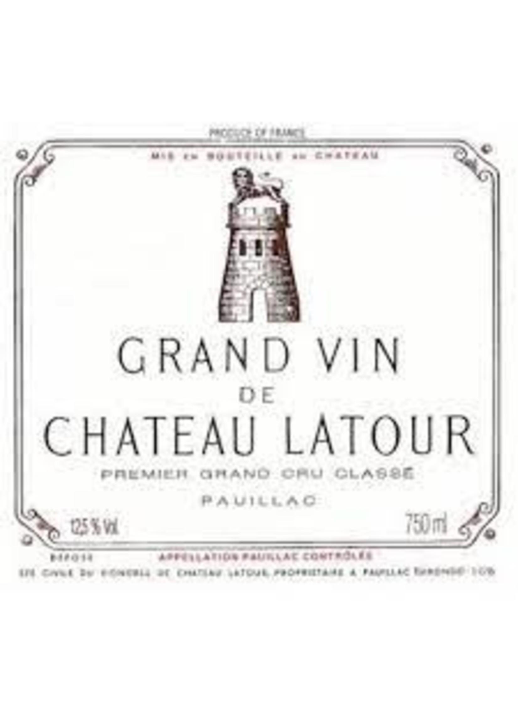 Chateau Latour 2009 Pauillac 750ml [PRE-ARRIVAL]
