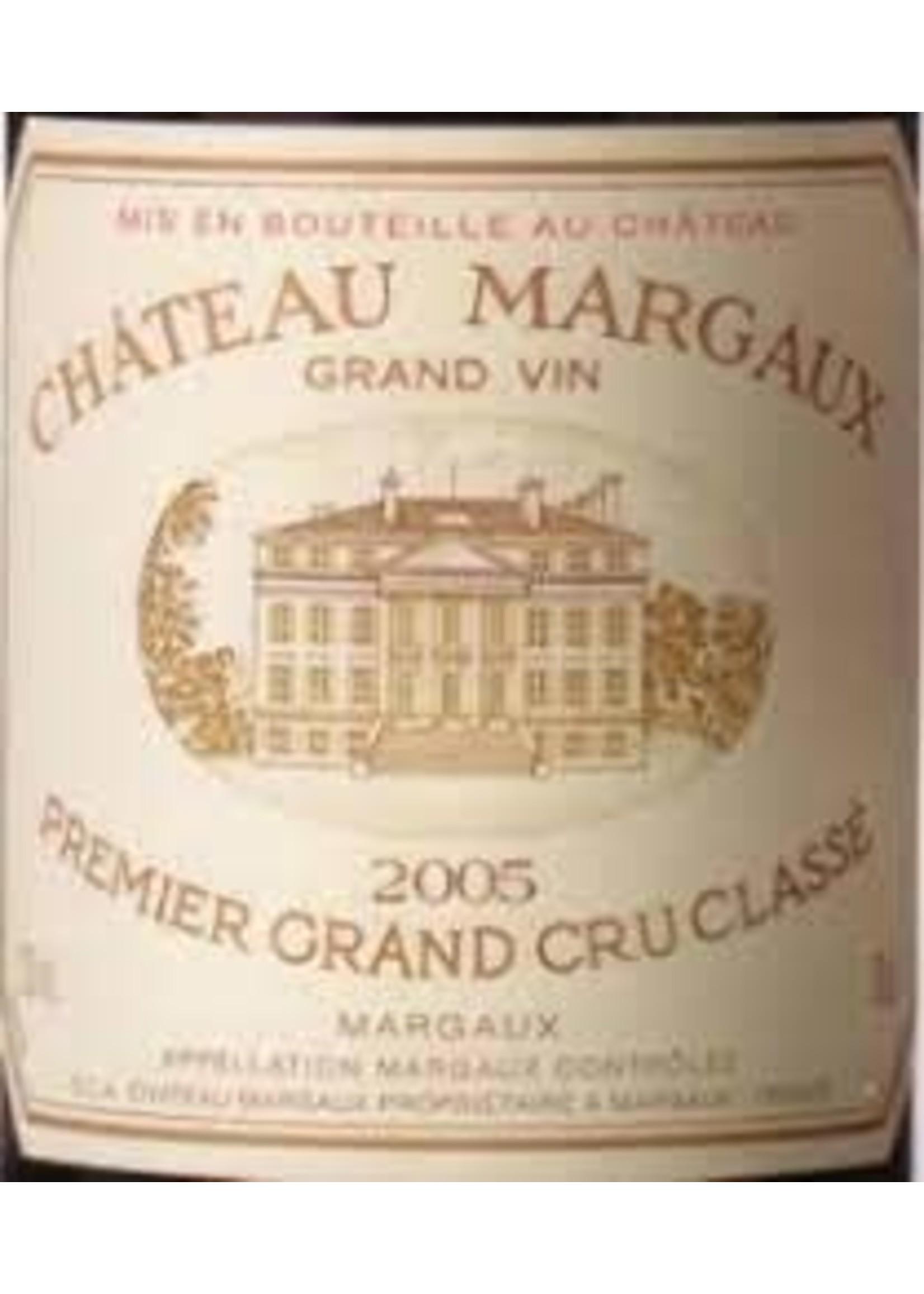 Chateau Margaux 2005 Margaux 750ml [PRE-ARRIVAL]