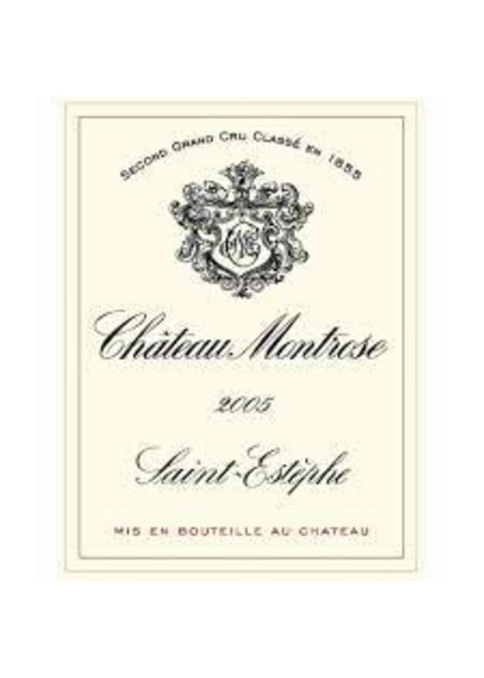 Chateau Montrose 2005 St. Estephe 750ml [PRE-ARRIVAL]