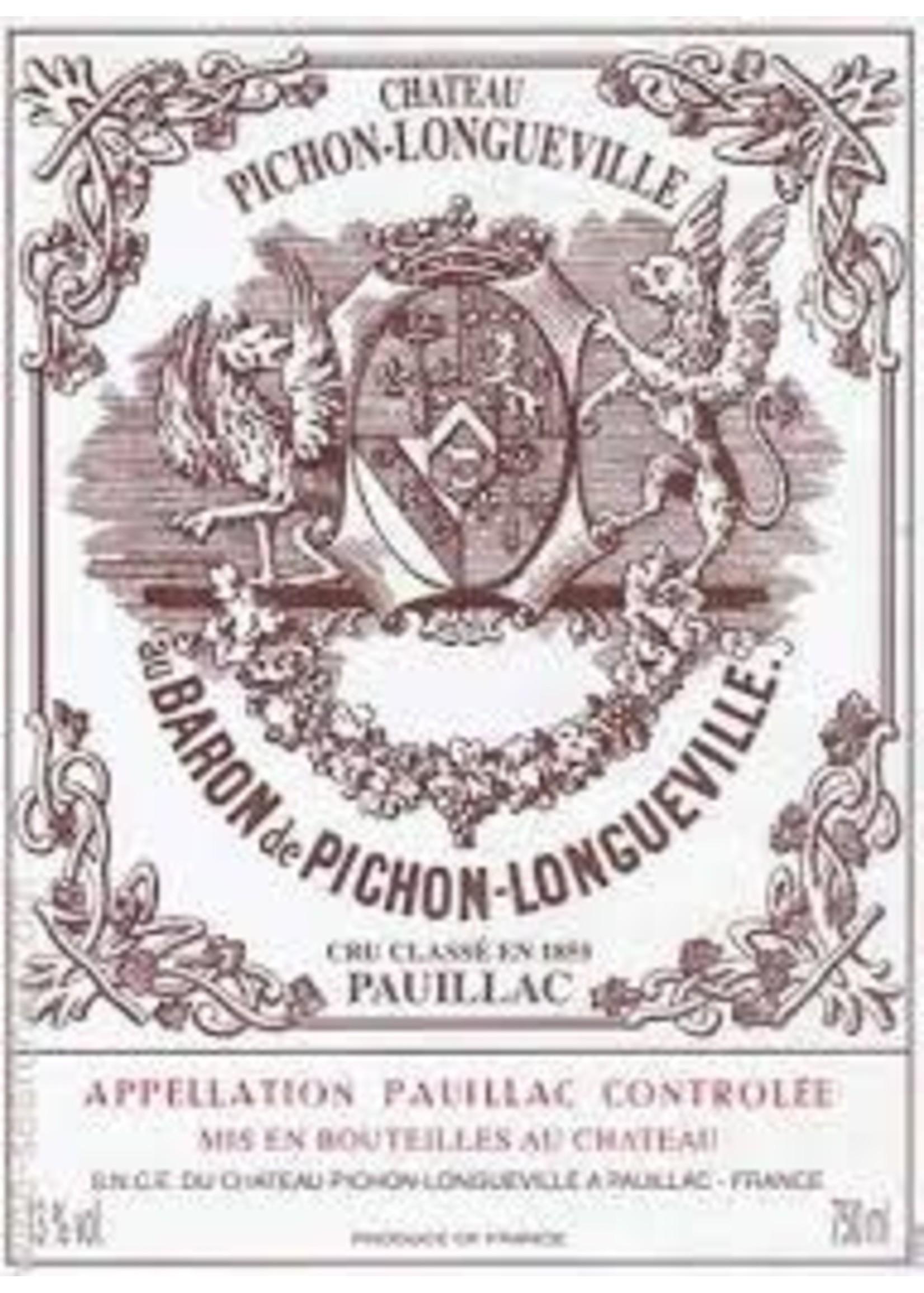 Chateau Pichon-Longueville Baron 2000 Pauillac 12bt OWC [PRE-ARRIVAL]