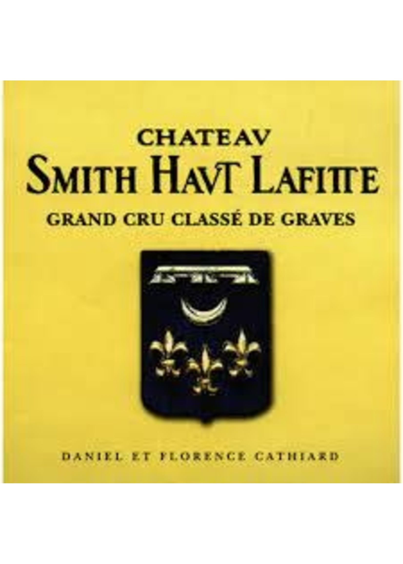 Chateau Smith Haut Lafitte 2000 Pessac Leognan 750ml [PRE-ARRIVAL]