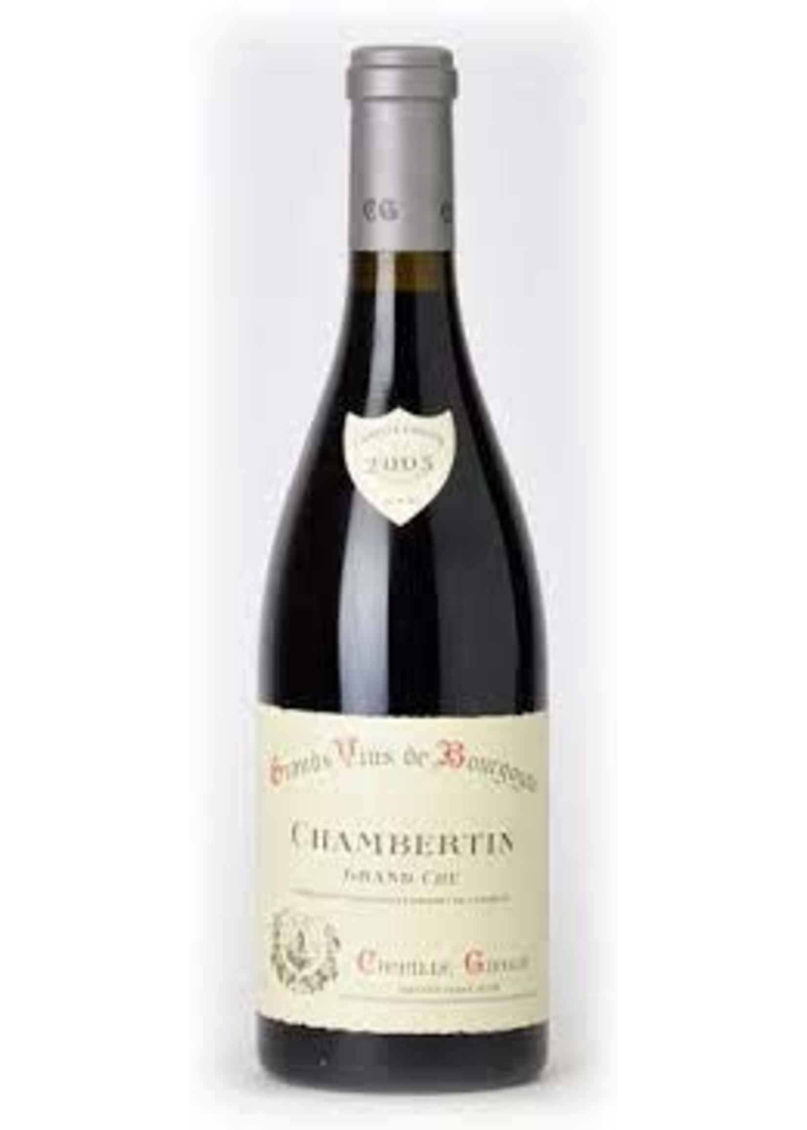 Camille Giroud 2005 Chambertin Grand Cru 750ml [PRE-ARRIVAL]