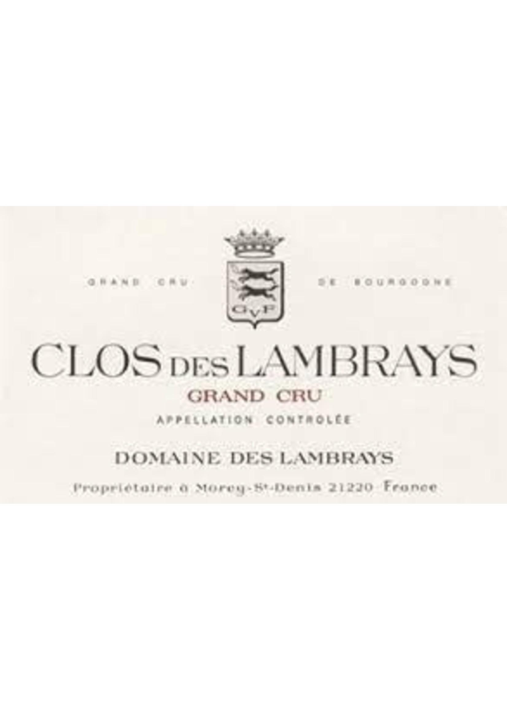 Domaine des Lambrays 2015 Clos des Lambrays Grand Cru 750ml [PRE-ARRIVAL]