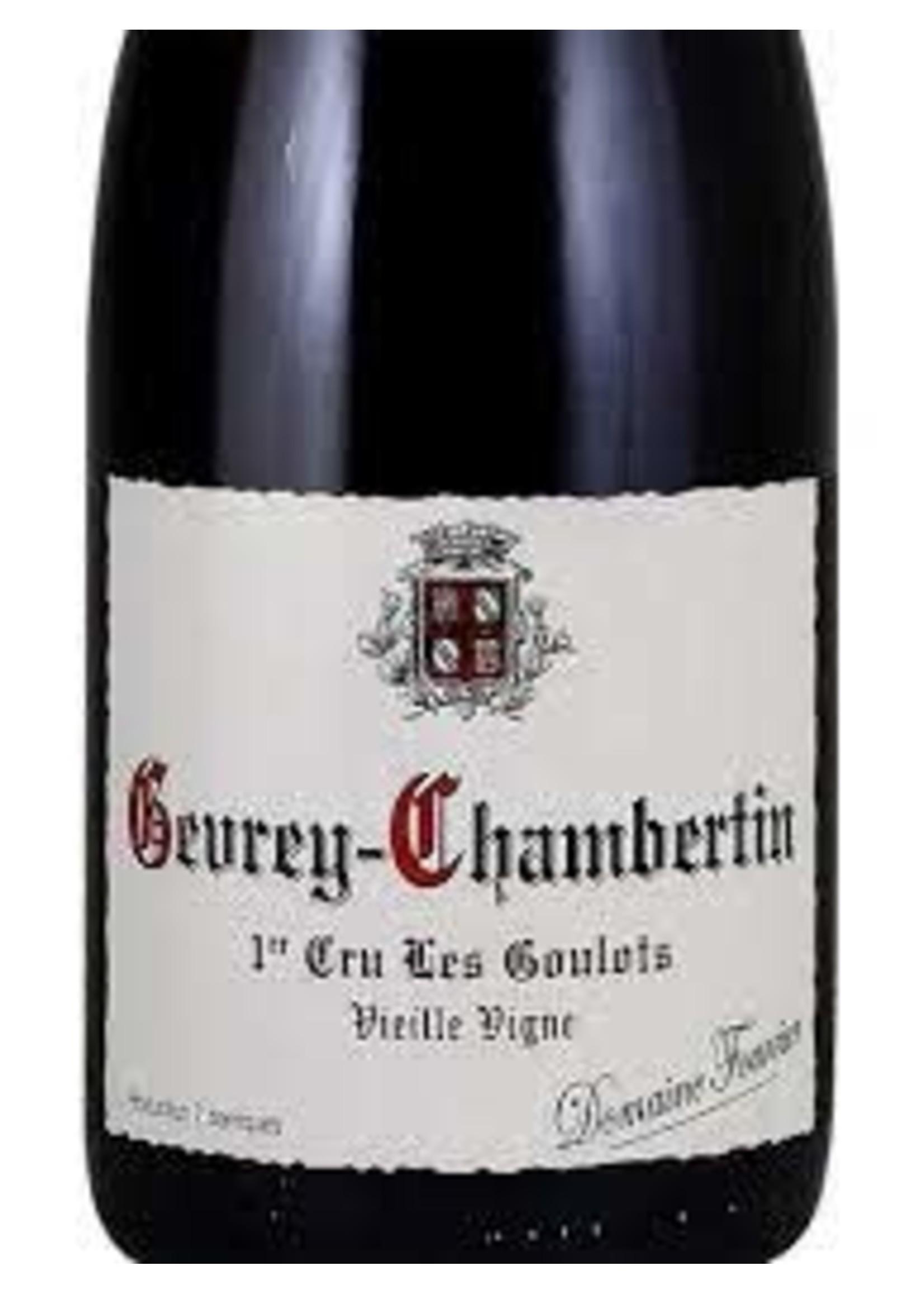 Domaine Fourrier 2015 Gevrey Chambertin 1er Cru 'Les Goulots' Vieilles Vignes 750ml [PRE-ARRIVAL]