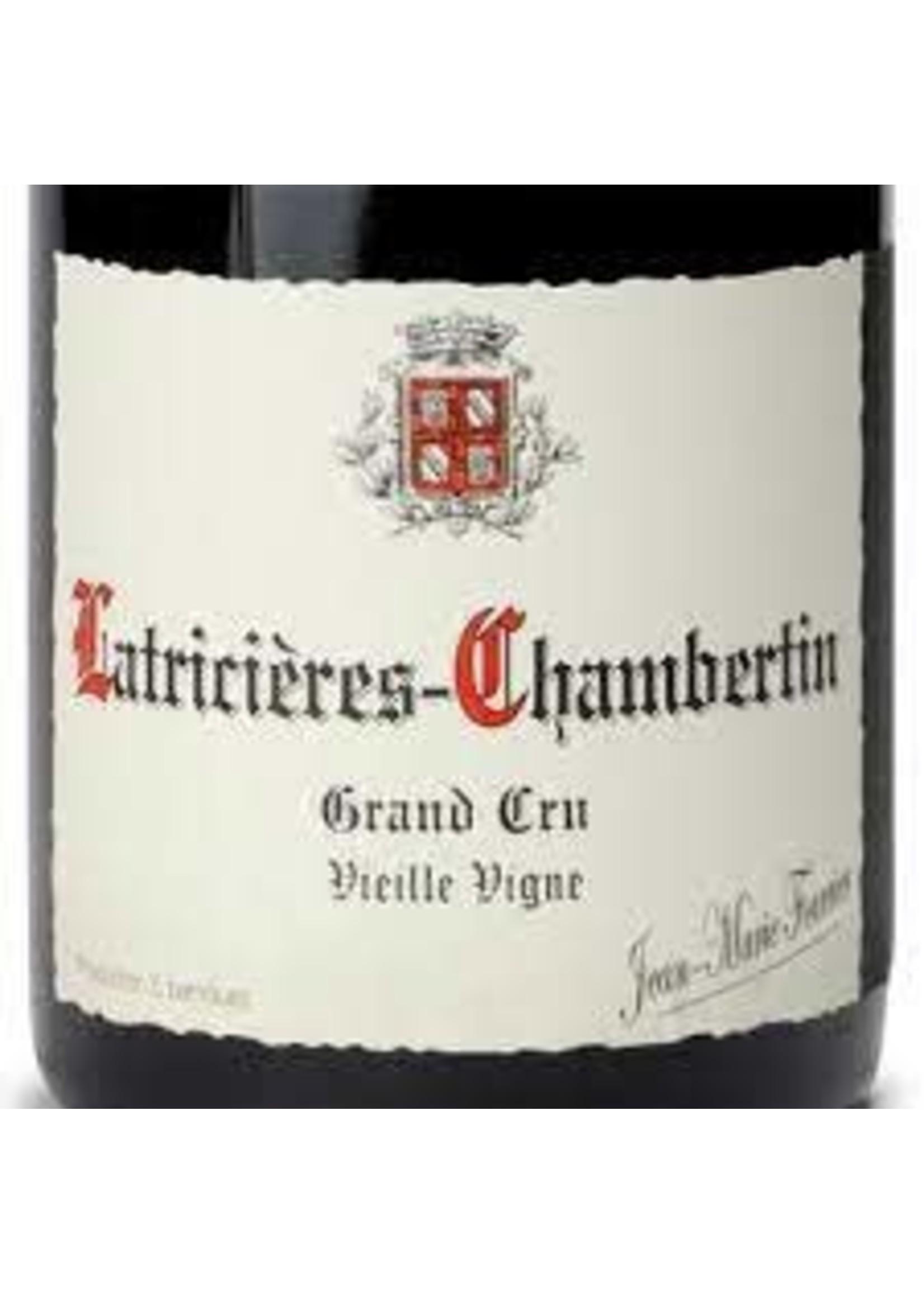 Jean-Marie Fourrier 2015 Latricieres Chambertin Grand Cru 750ml [PRE-ARRIVAL]
