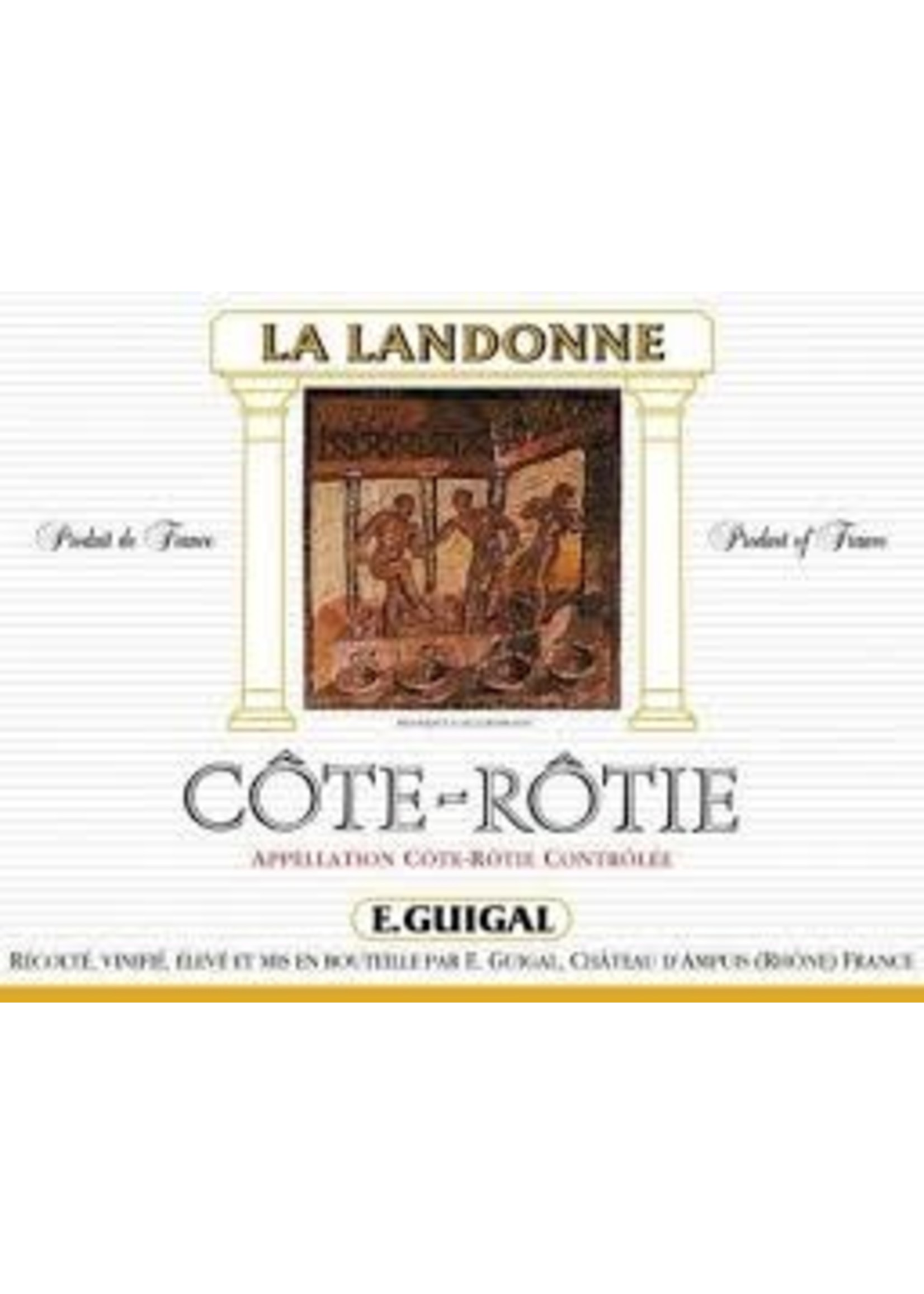 E. Guigal 2007 Cote Rotie La Landonne 750ml [PRE-ARRIVAL]