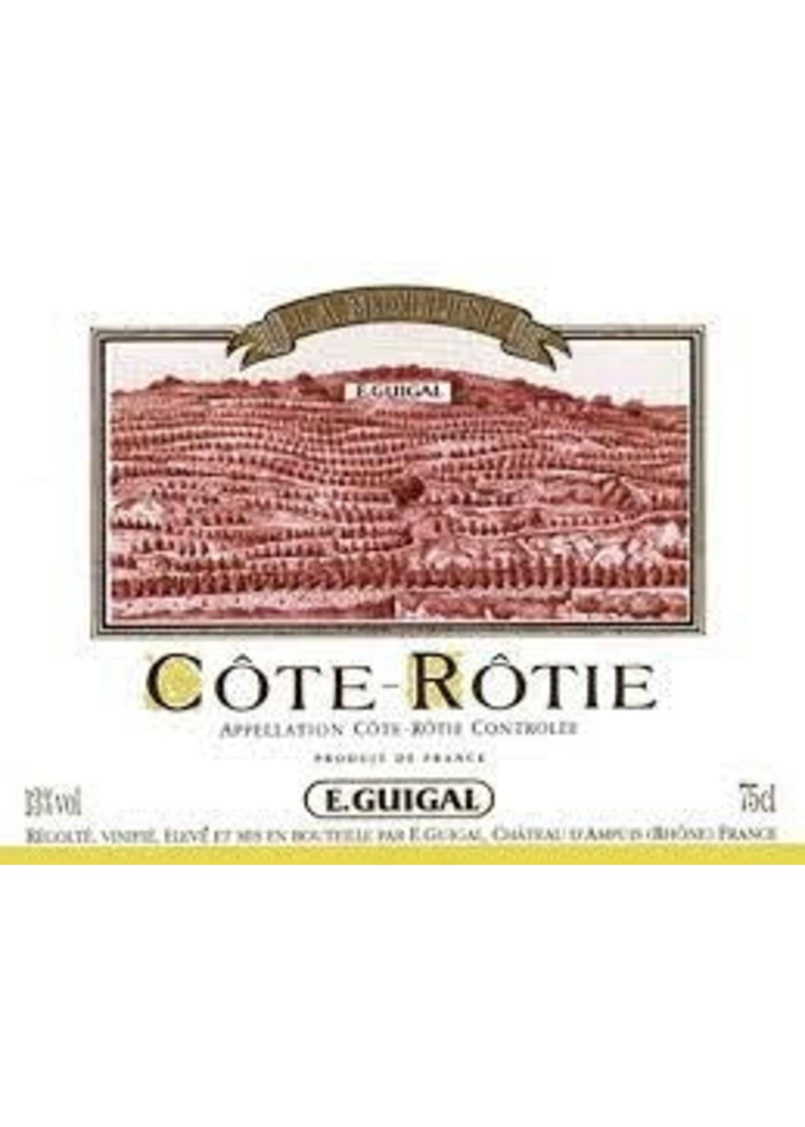 E. Guigal 2009 Cote Rotie La Mouline 750ml [PRE-ARRIVAL]