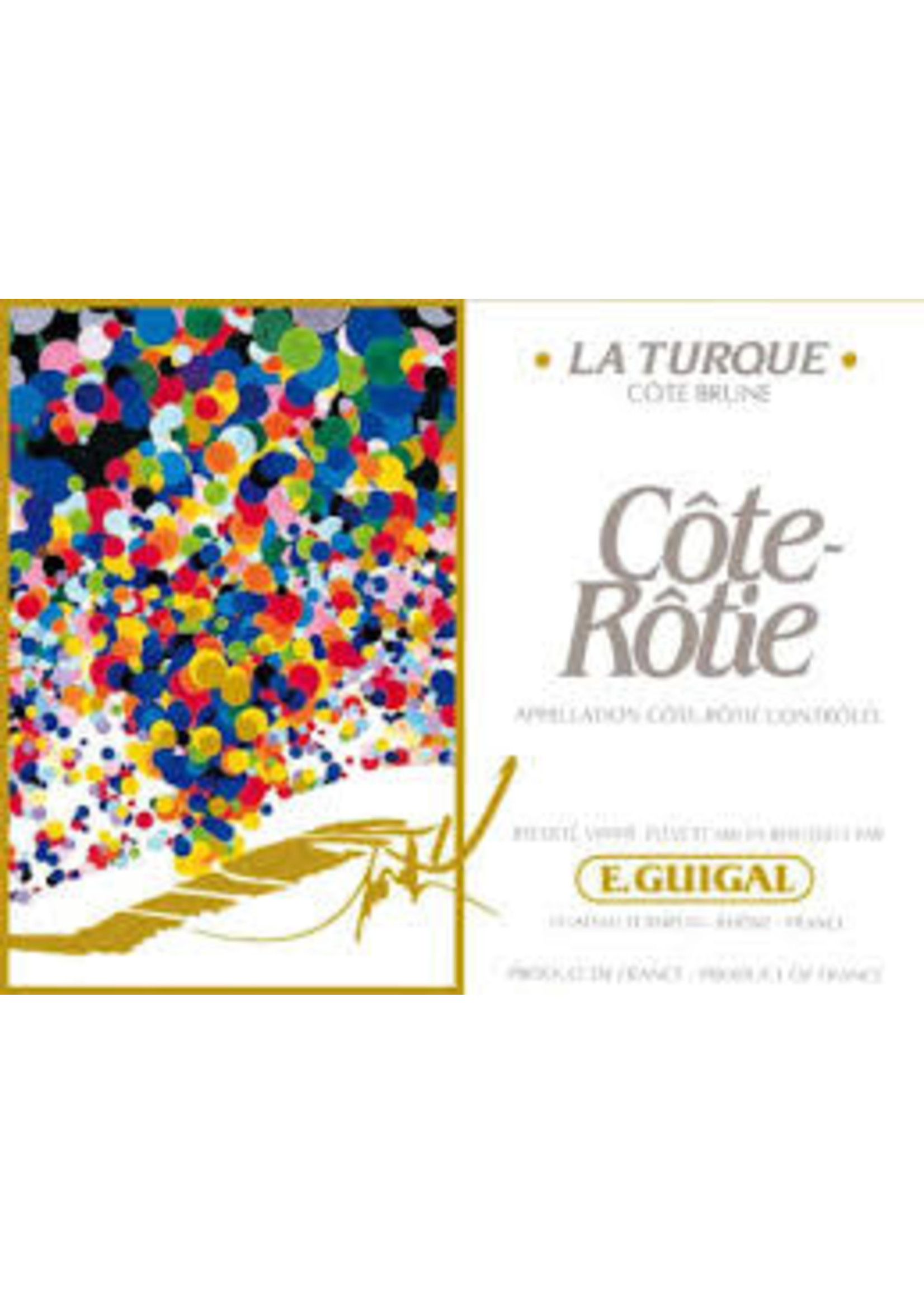 E. Guigal 2007 Cote Rotie La Turque 750ml [PRE-ARRIVAL]