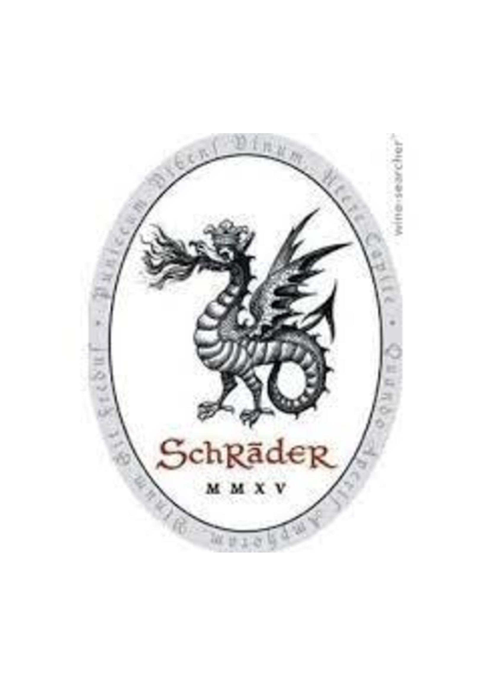Schrader 2015 Cabernet Sauvignon 'Old Sparky' Beckstoffer To-Kalon Vyd 1.5L [PRE-ARRIVAL]