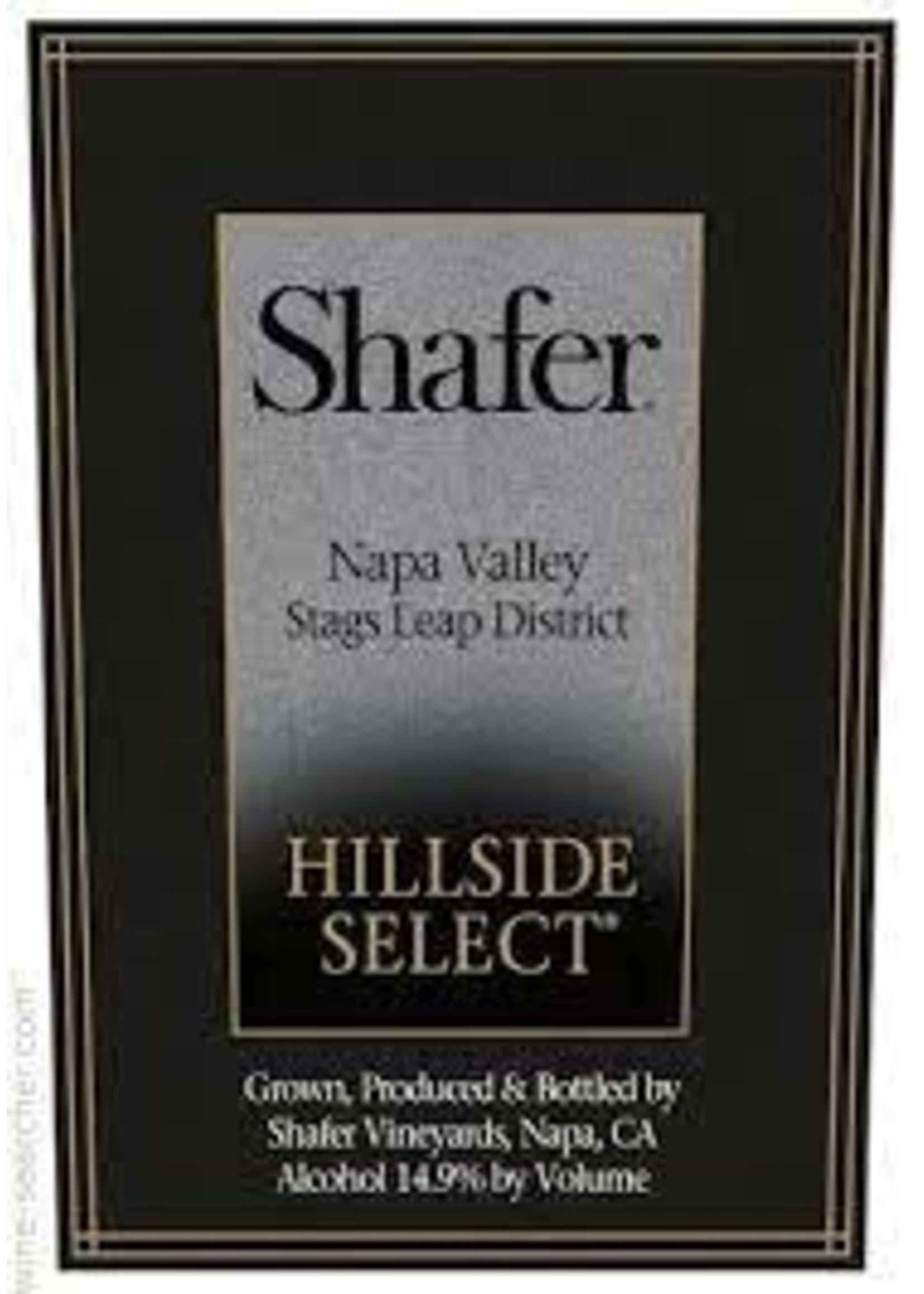 Shafer 2012 Cabernet Sauvignon Hillside Select 750ml [PRE-ARRIVAL]