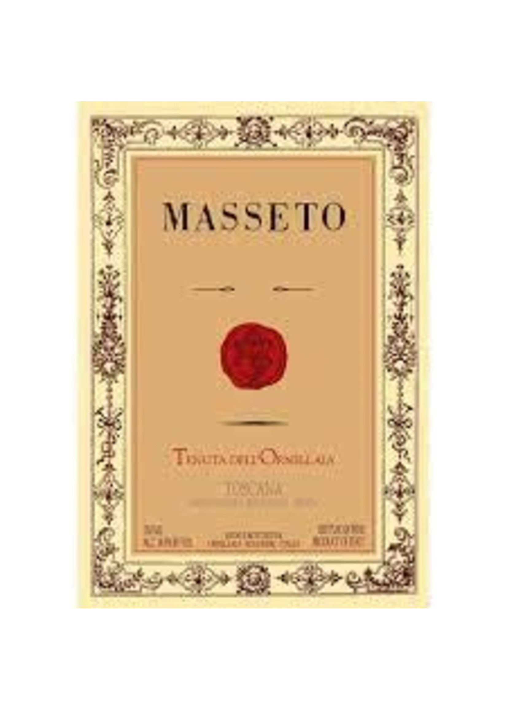 Tenuta dell' Ornellaia 1997 Masseto Toscana 750ml [PRE-ARRIVAL]
