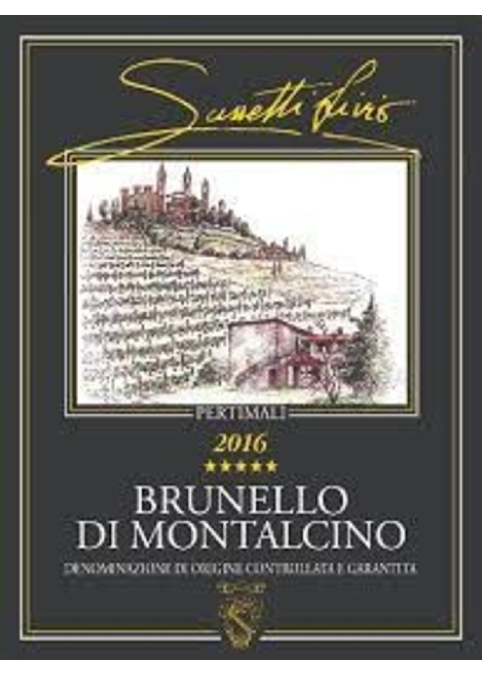 Sassetti Livio Pertimali 2016 Brunello di Montalcino 750ml