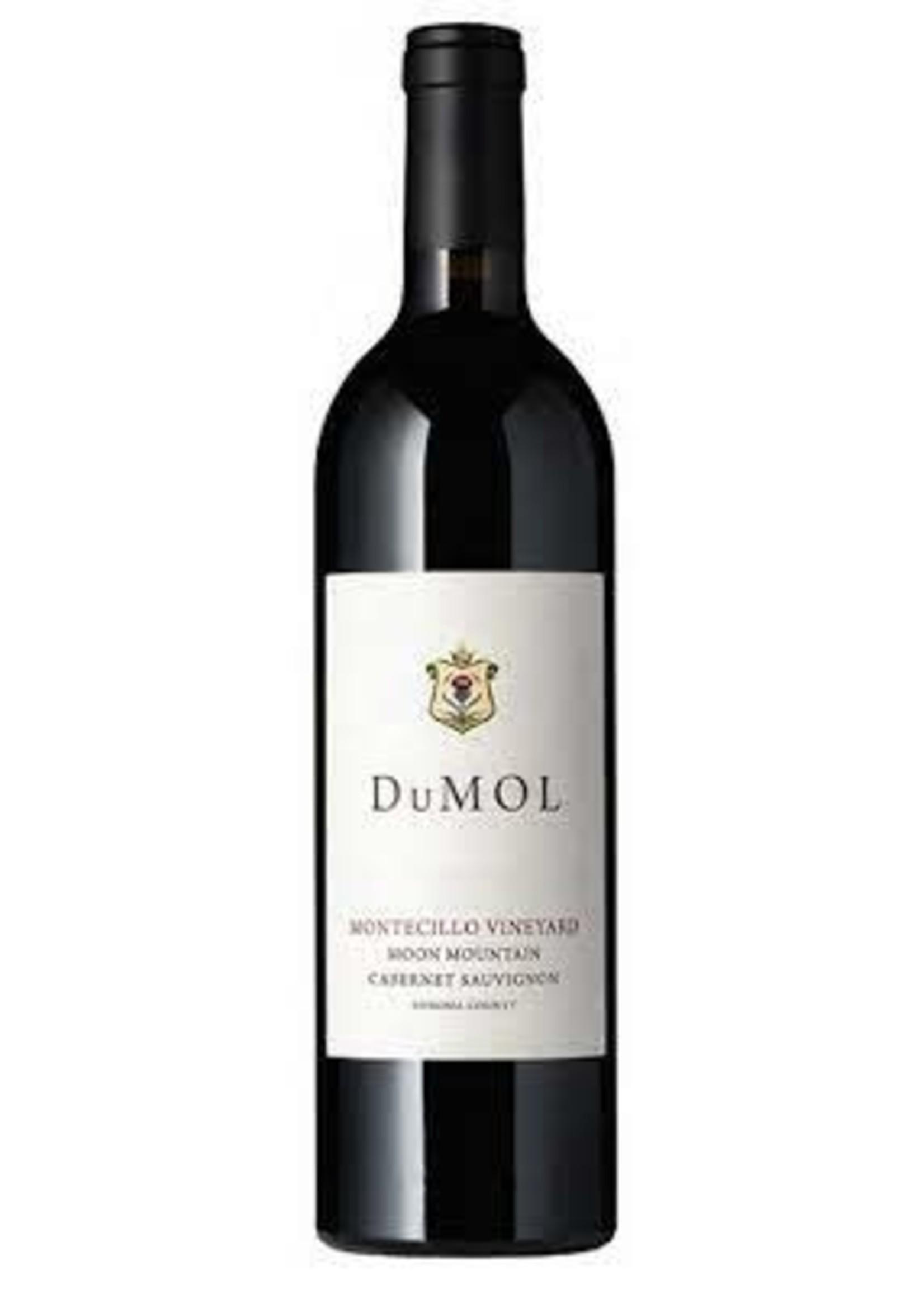 Dumol 2018 Cabernet Sauvignon Montecillo Vyd 750ml