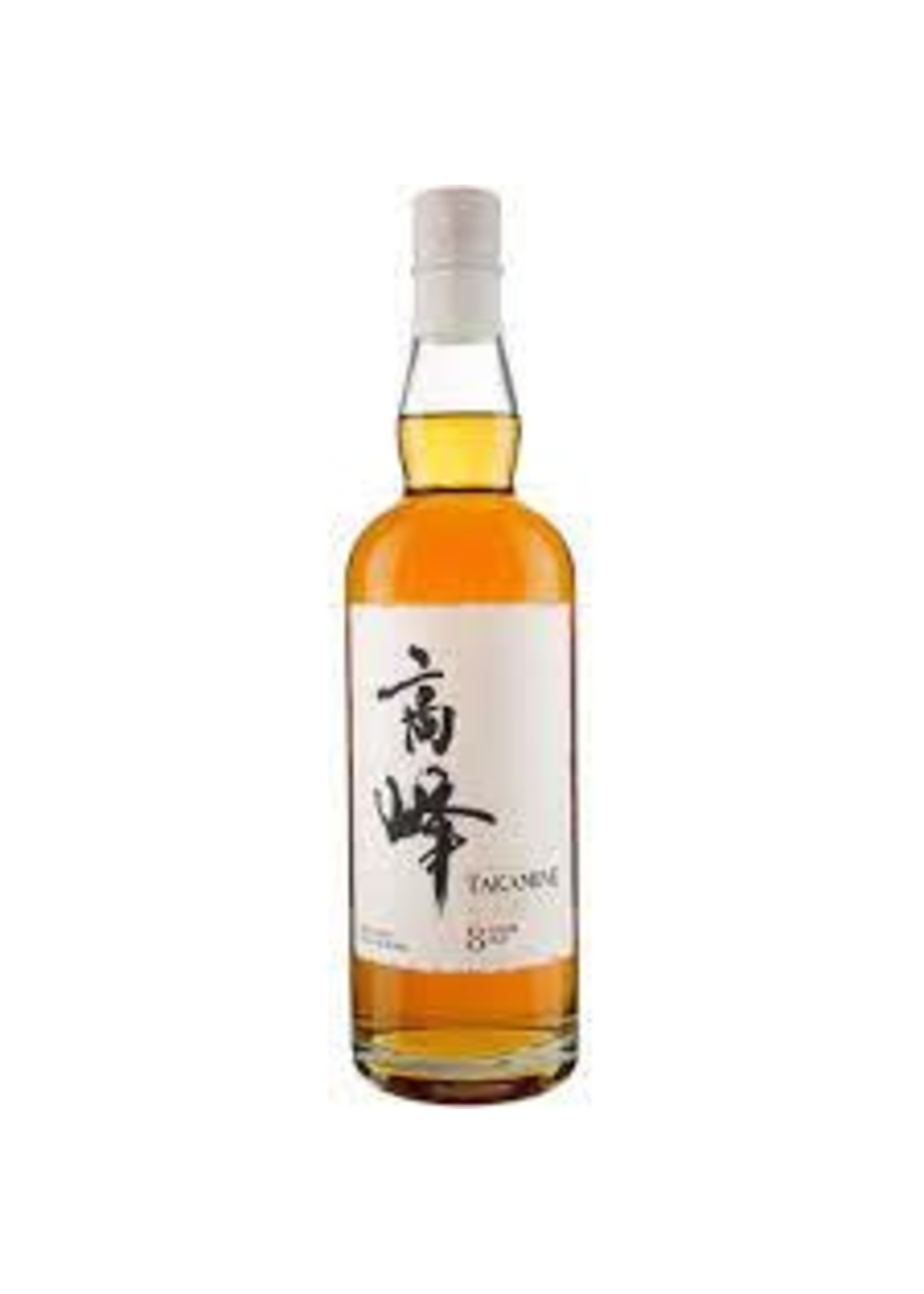 Takamine 8 Years Old Koji Whiskey 750ml