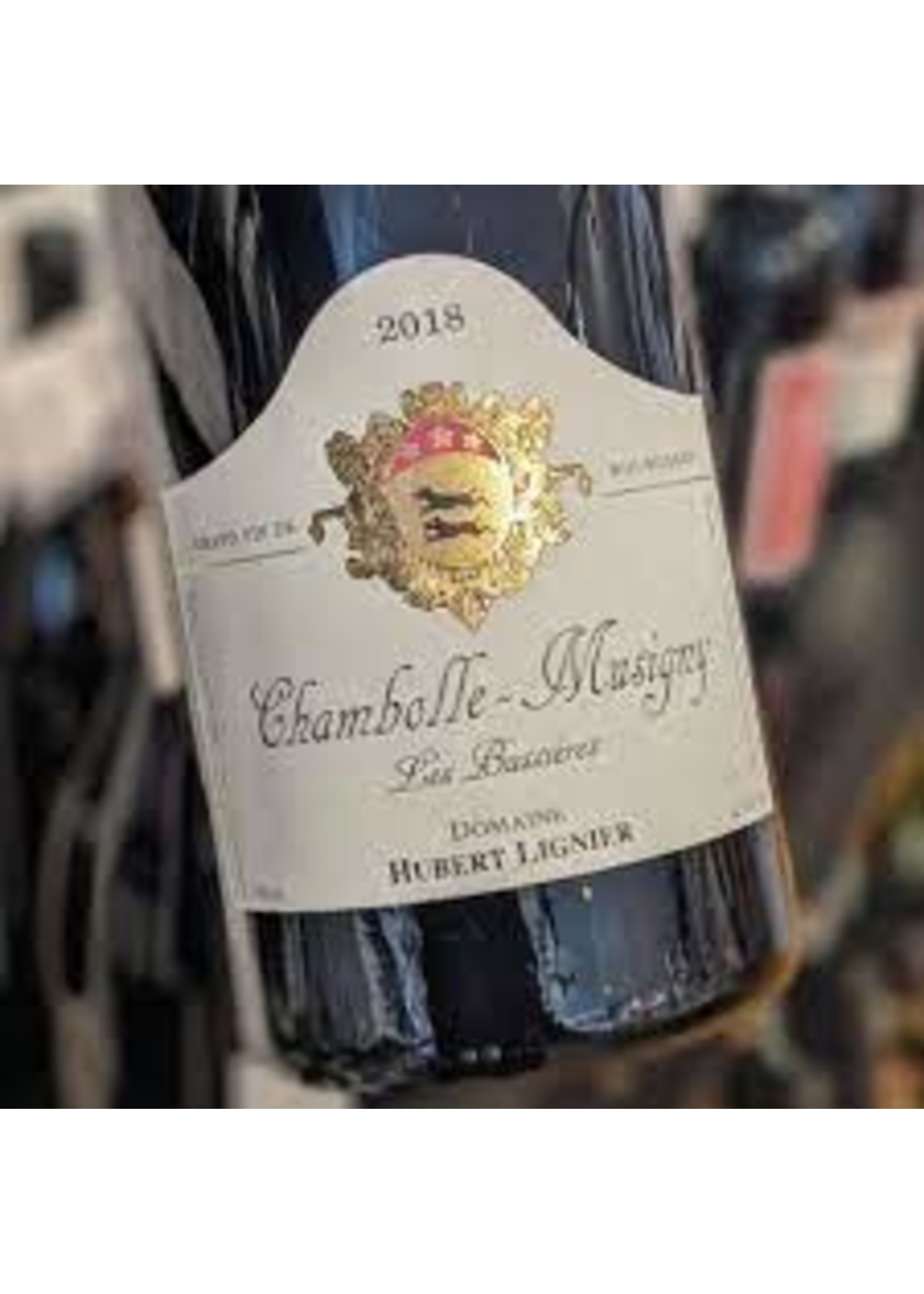 Hubert Lignier 2018 Chambolle-Musigny 'Les Bussieres' 1.5L