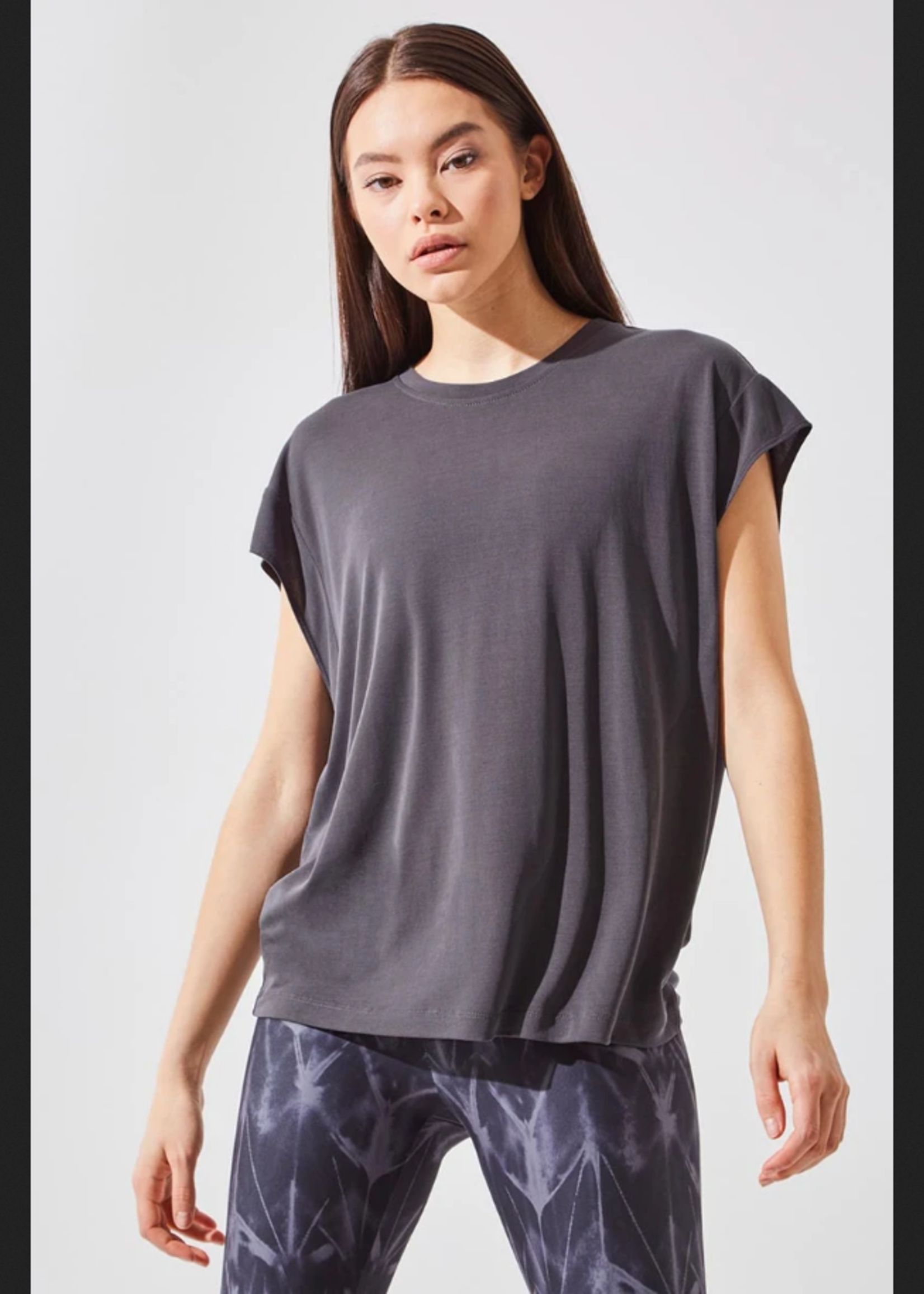 MPG Charge Relaxed Tee