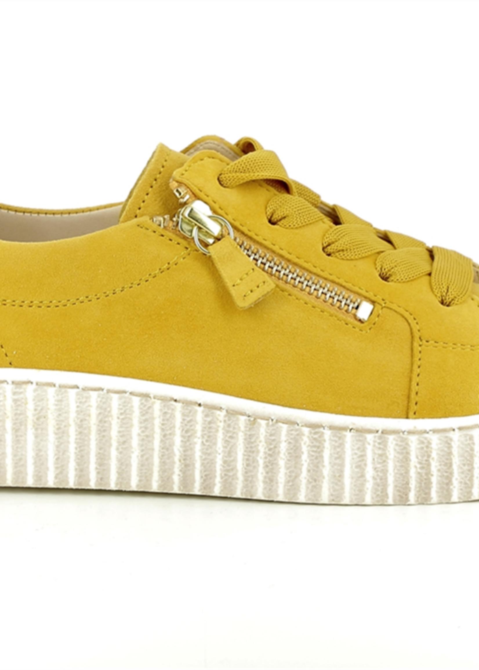 Gabor Yellow Gabor Sneaker 63.314.13