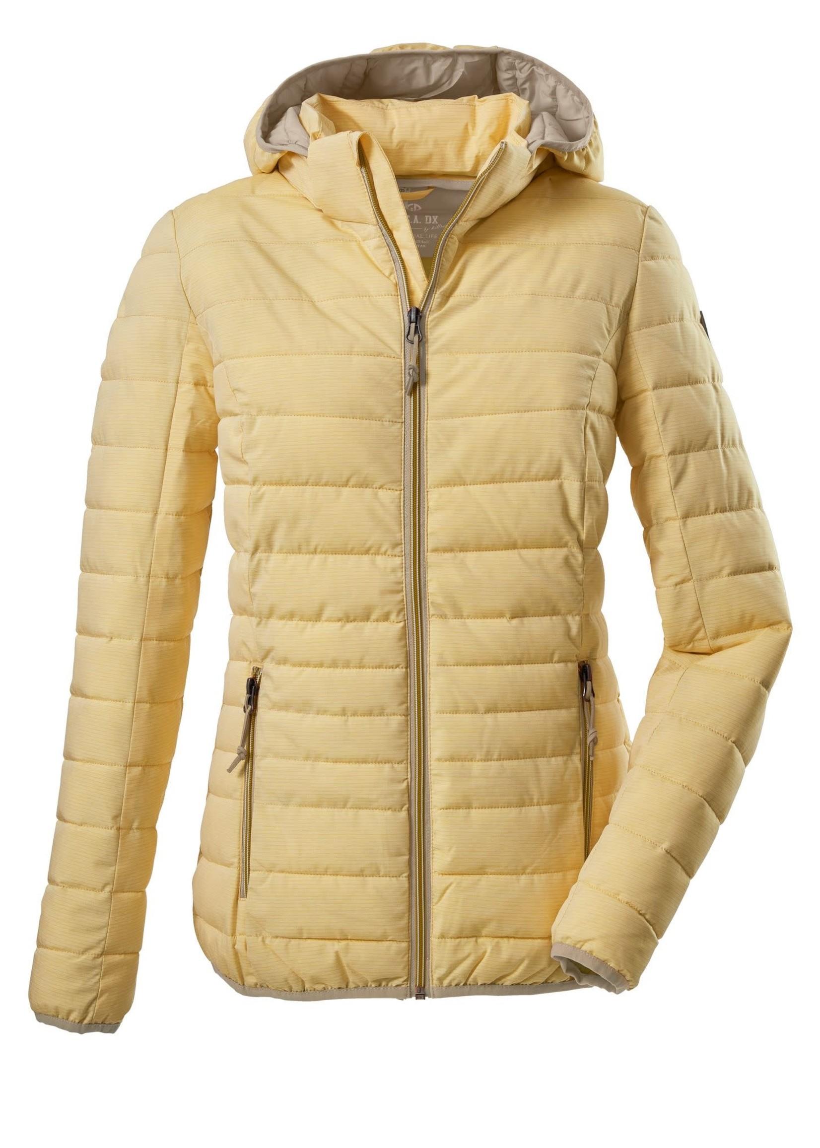 GIGA Casual Functional Jacket in Down Look with Zip-off Hood 34313