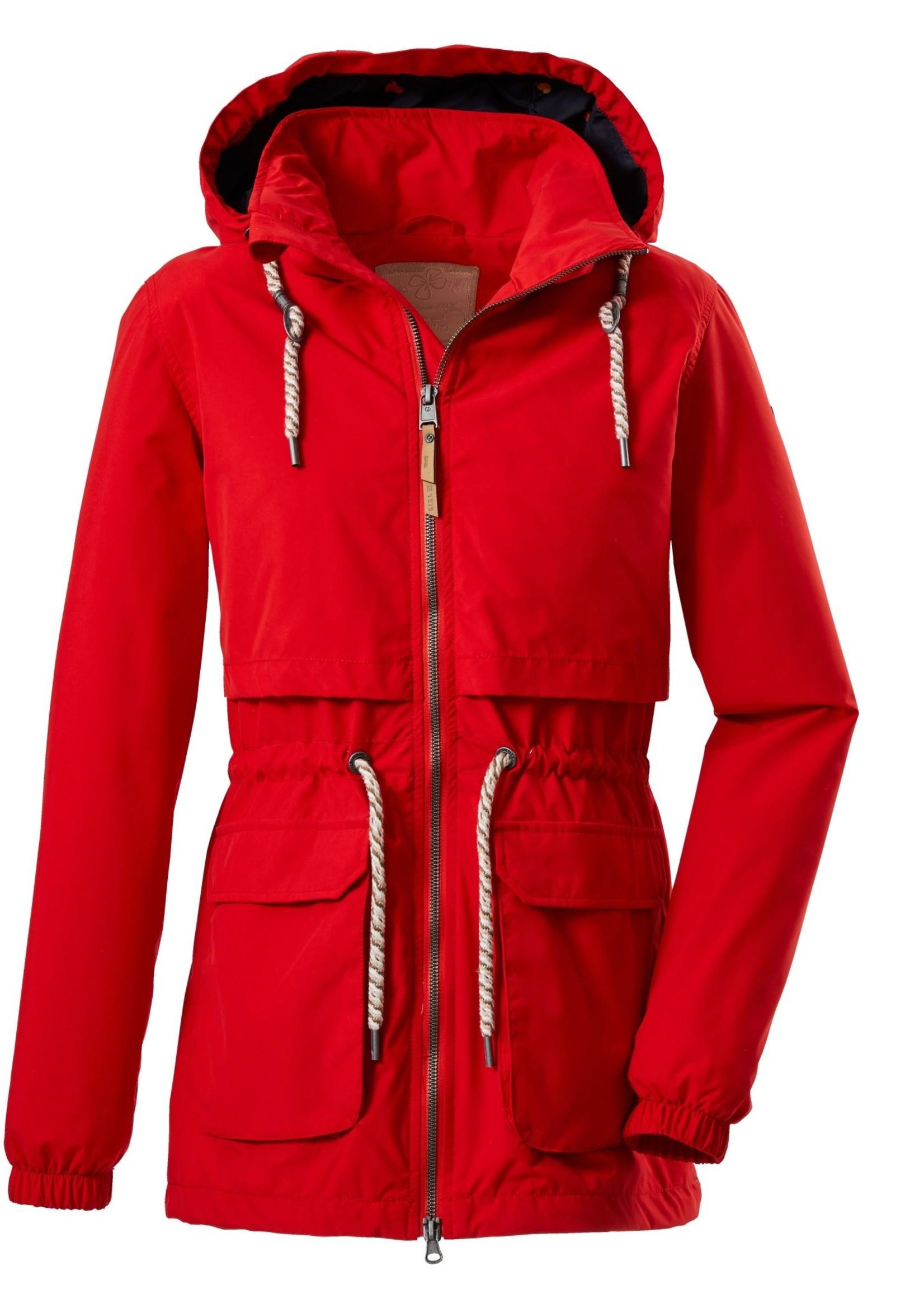 GIGA Jamil Casual Functional Jacket with Zip-off Hood 36763