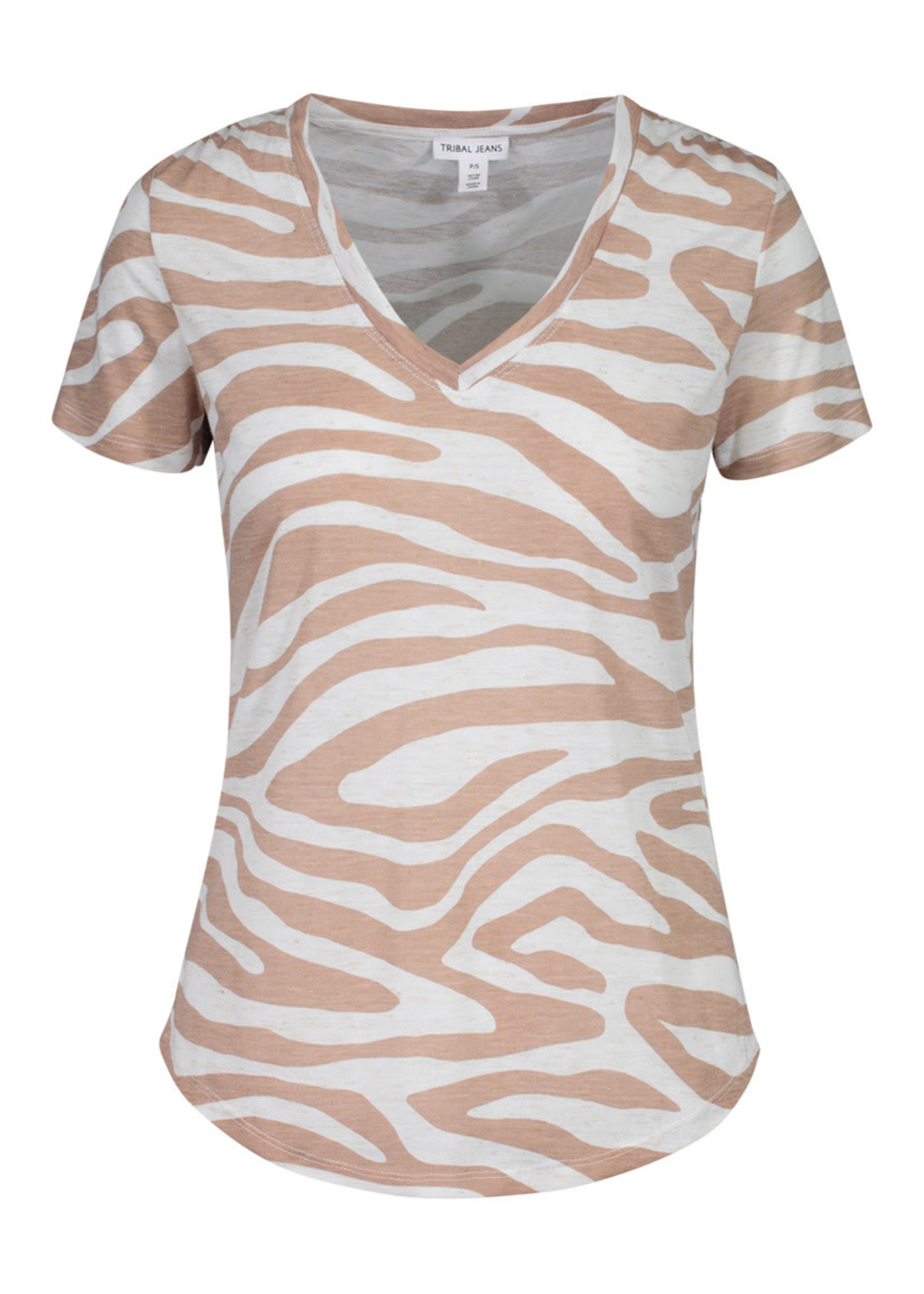 Tribal Short Sleeve with Sparkle T 69450/2949