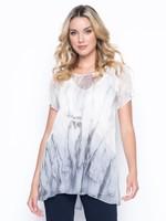 PICADILLY Style YS185GH custom print overlay tunic