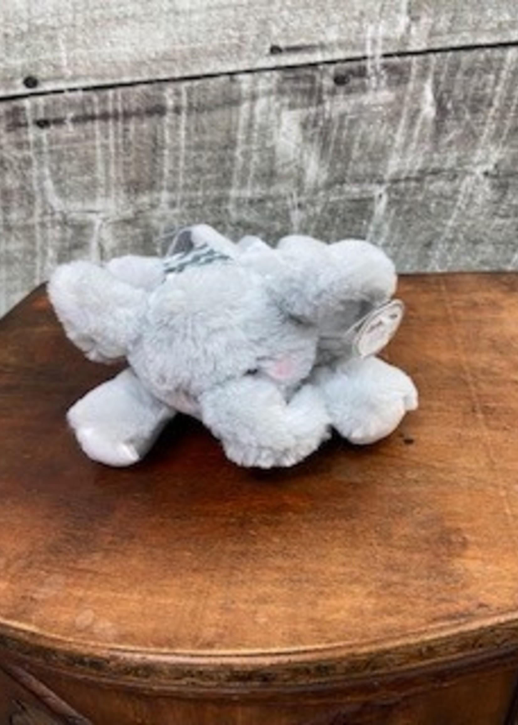Bearington Baby rattle elephant