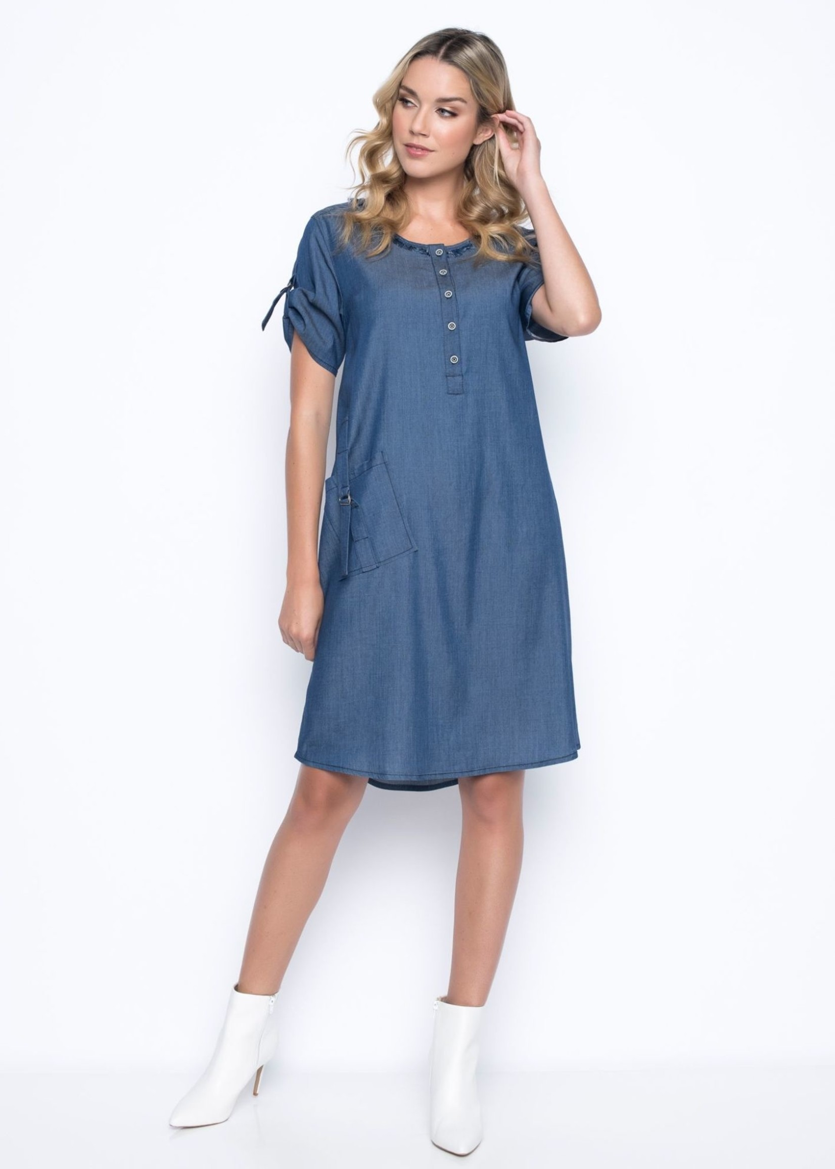 PICADILLY Style MM608 ss aline dress