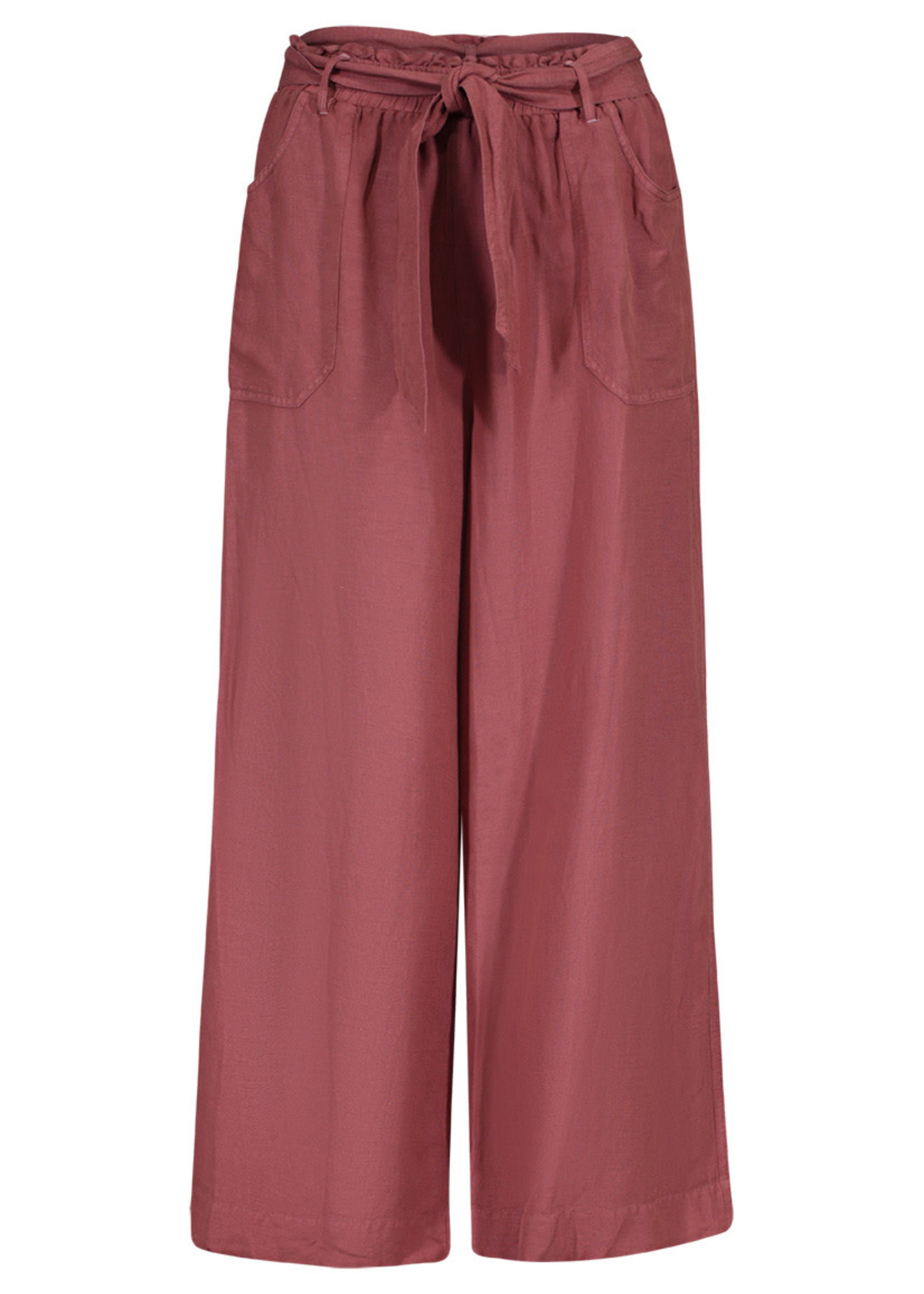 Tribal Wide Leg Capri w/elastic waisttband 69640/4324