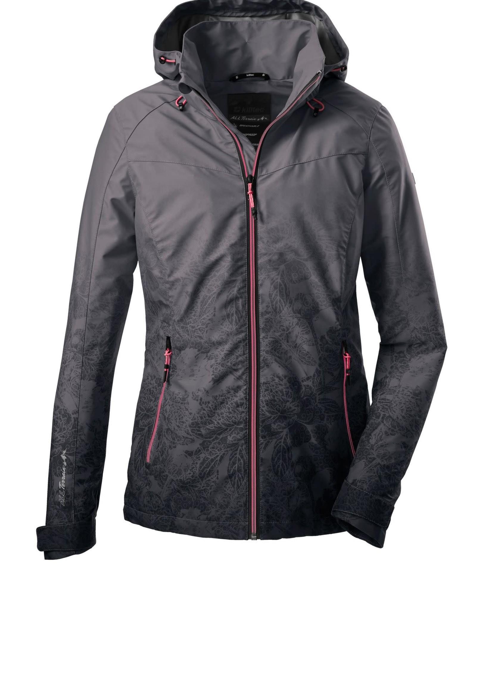 Killtec Killtec Vojak Softshell Jacket with Zip-off Hood 36596