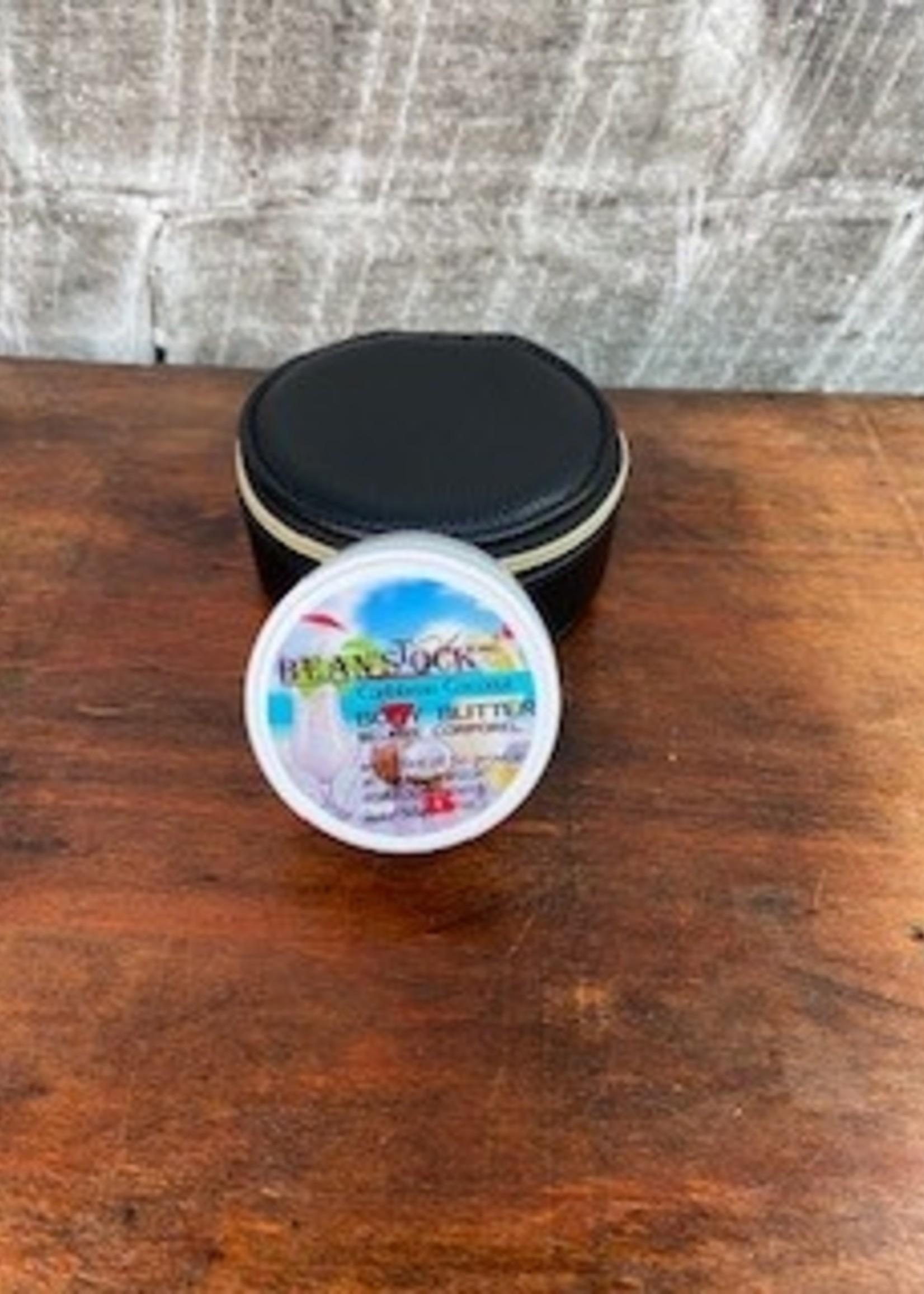 Bean stock Body Butter Travel Size Caribbean Coconut 56g