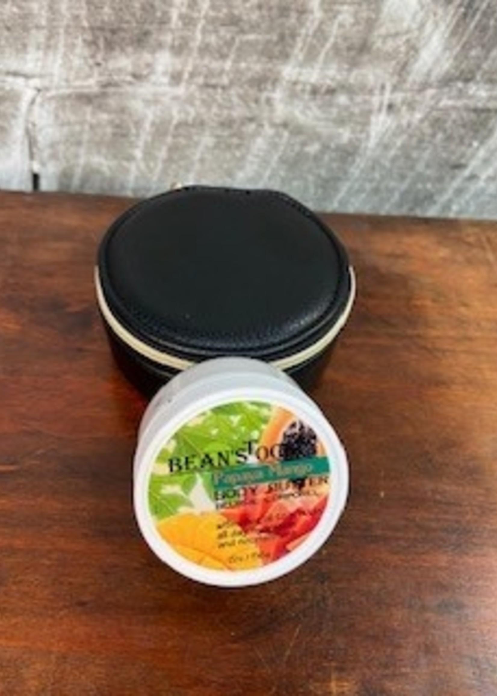 Bean stock Body Butter Travel Size Papya Mango 56g
